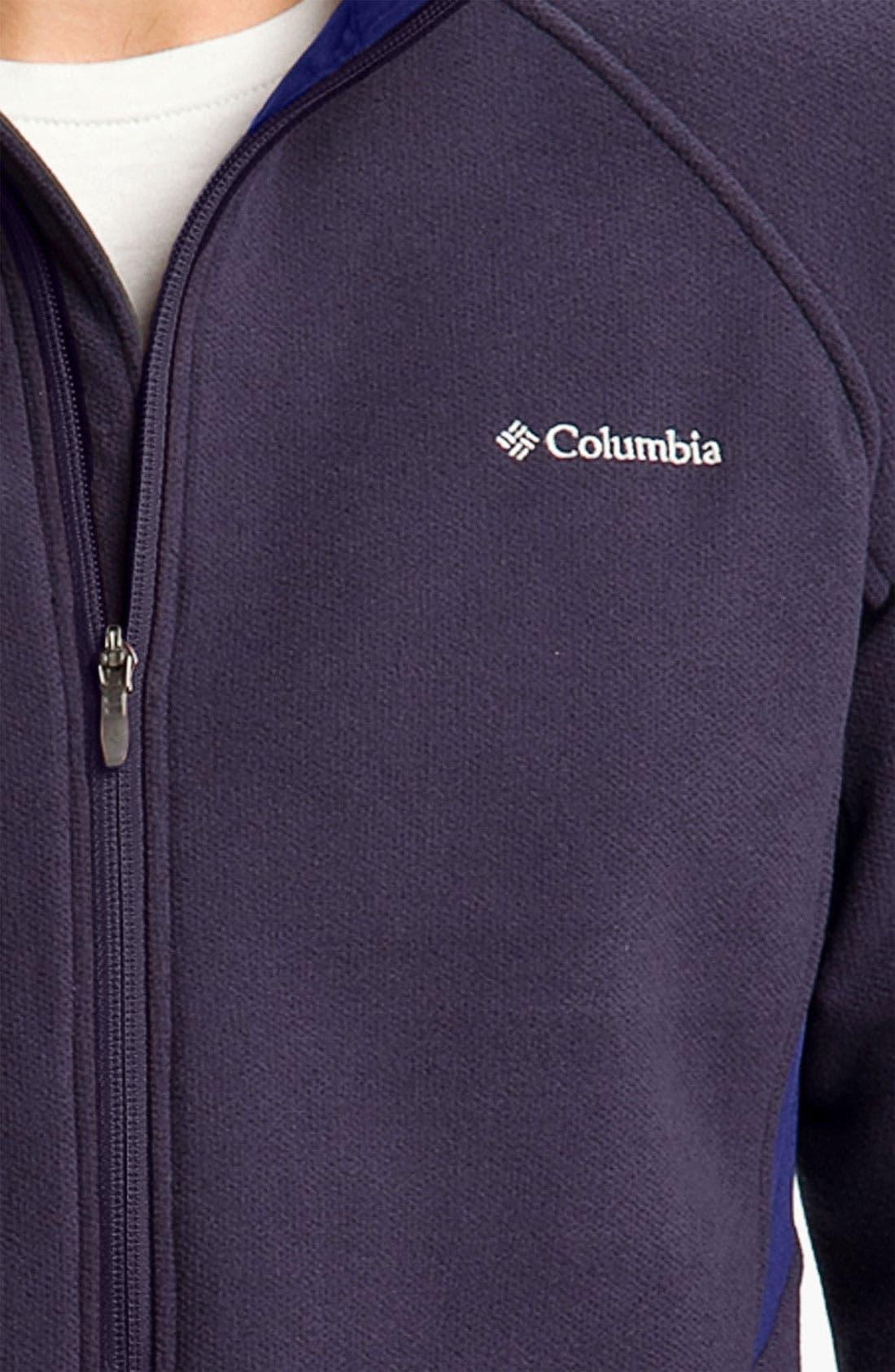 Alternate Image 3  - Columbia 'Thermarator II' Fleece Jacket