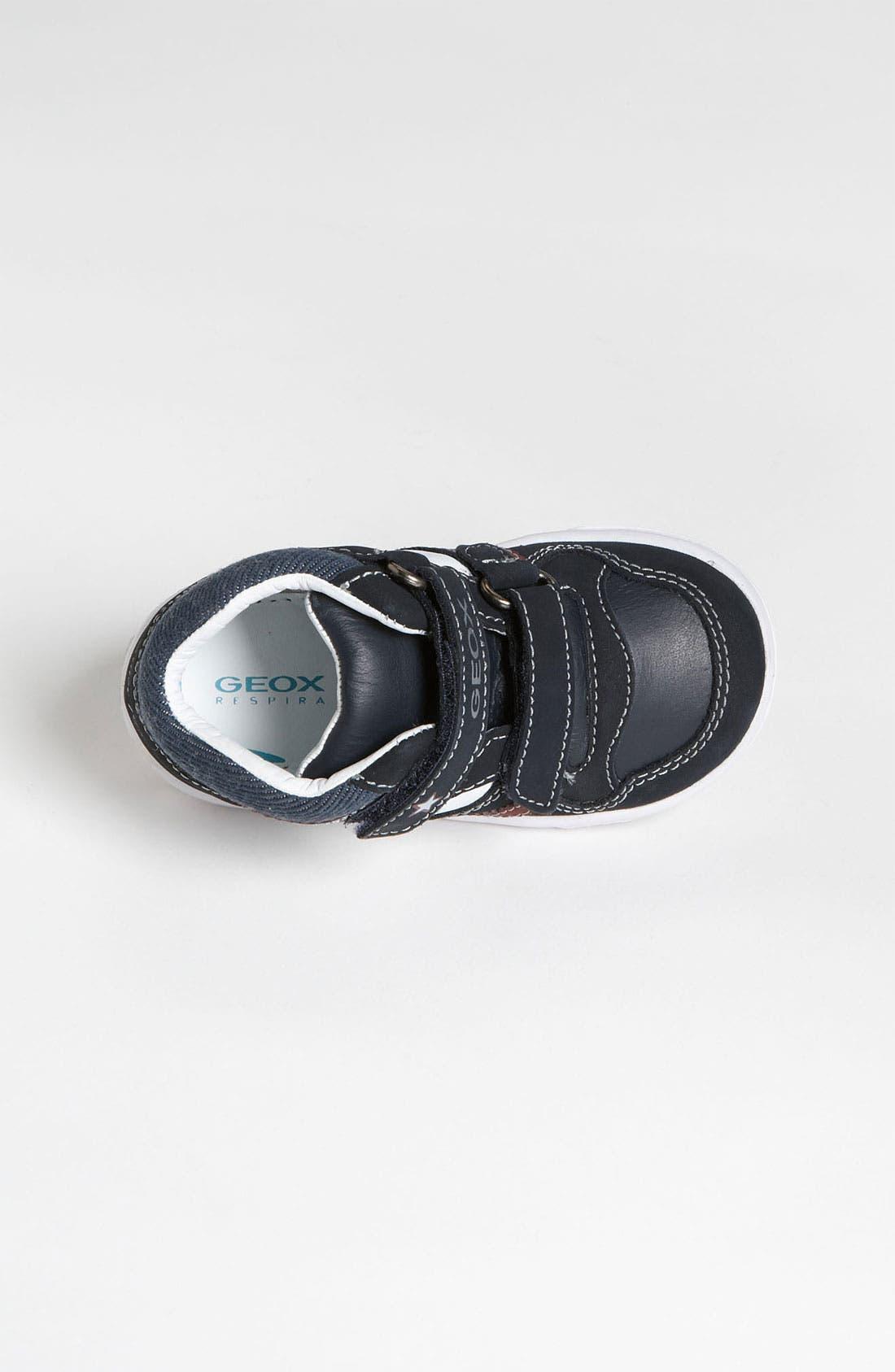 Alternate Image 3  - Geox 'Flick' Sneaker (Baby, Walker & Toddler)