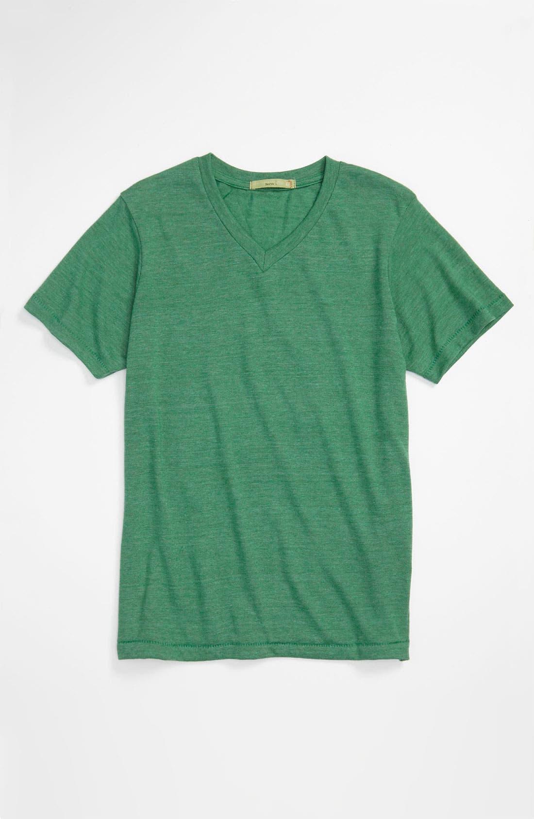 Alternate Image 1 Selected - Alternative 'Boss' V-Neck T-Shirt (Little Boys & Big Boys)