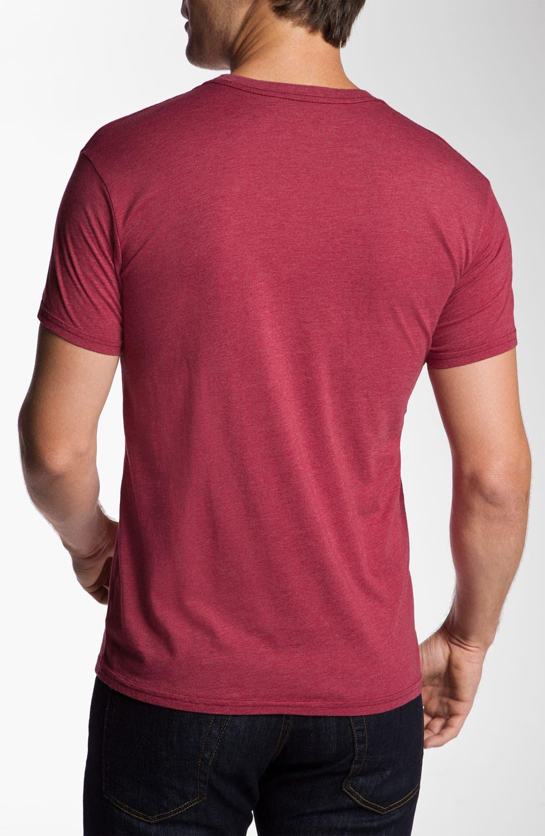 Alternate Image 2  - The Original Retro Brand 'Maryland Terrapins' T-Shirt