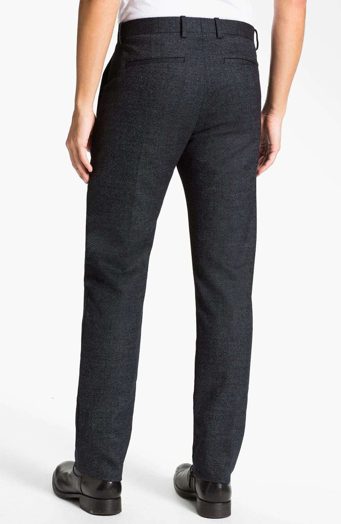 Alternate Image 2  - Theory 'Marlo Wolcott' Straight Leg Pants