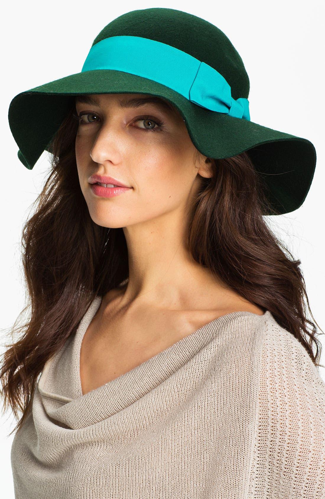 Main Image - Grace Hats 'E.X.' Wool Hat