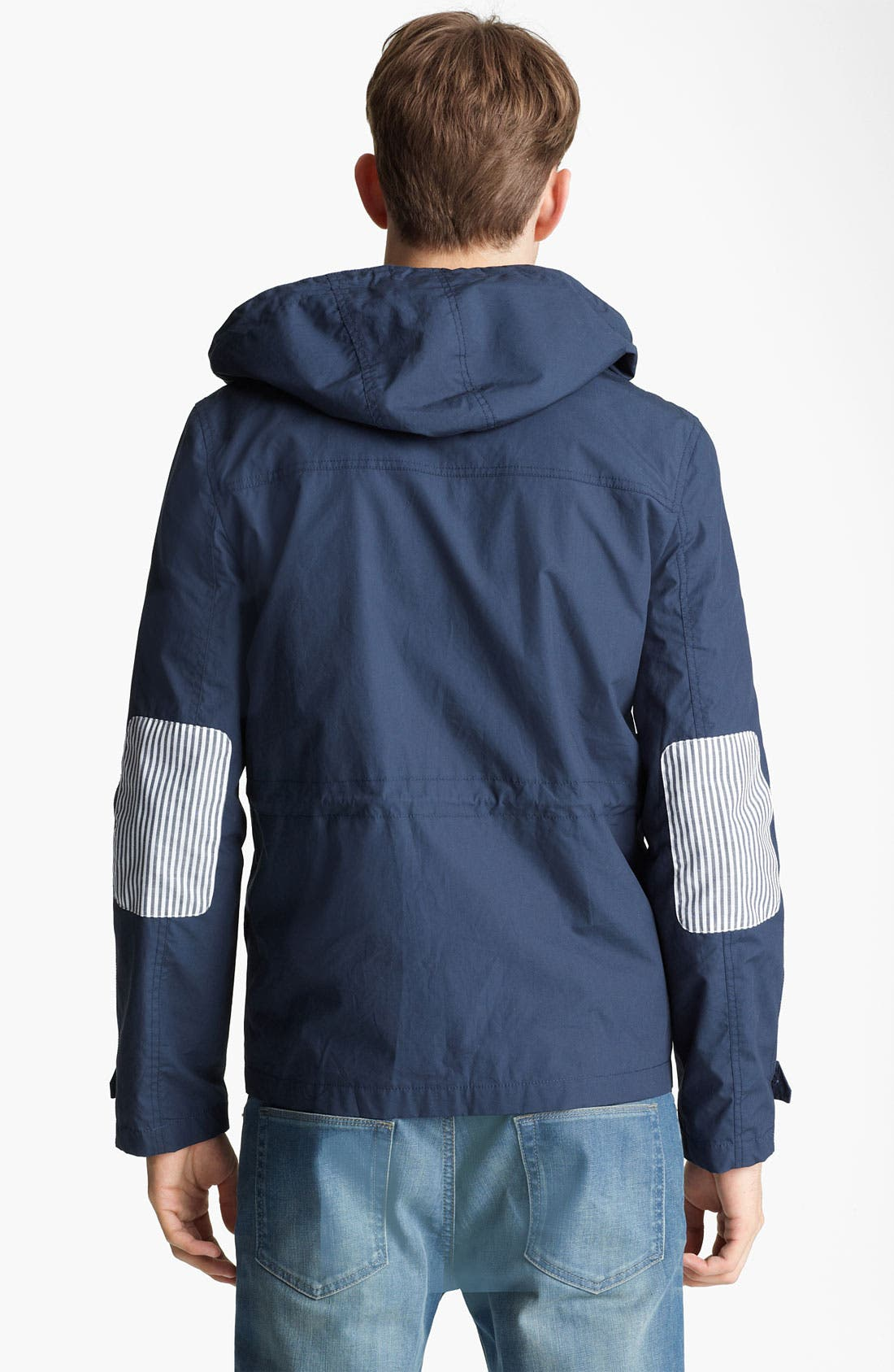 Alternate Image 2  - Topman 'Kagool' Hooded Jacket