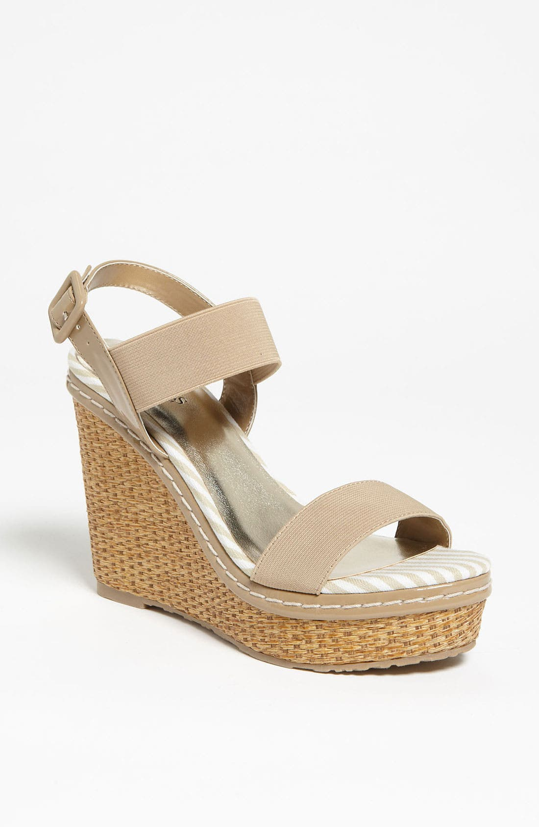 Main Image - Charles by Charles David 'Tapia' Wedge Sandal (Online Only)