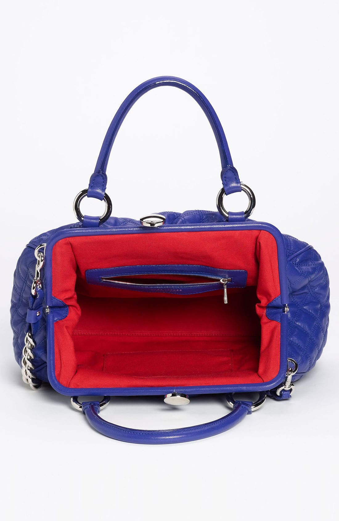 Alternate Image 3  - MARC JACOBS 'Quilting Stam' Leather Satchel