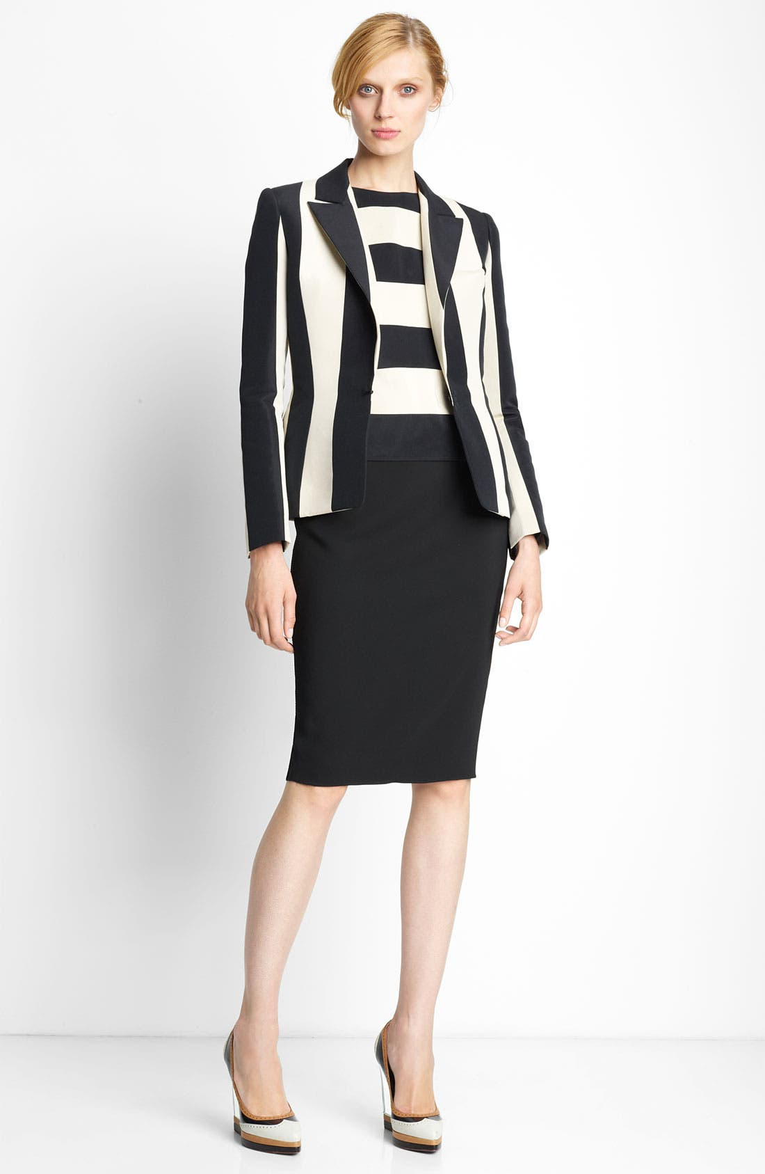 Alternate Image 3  - Lanvin Stripe Blazer