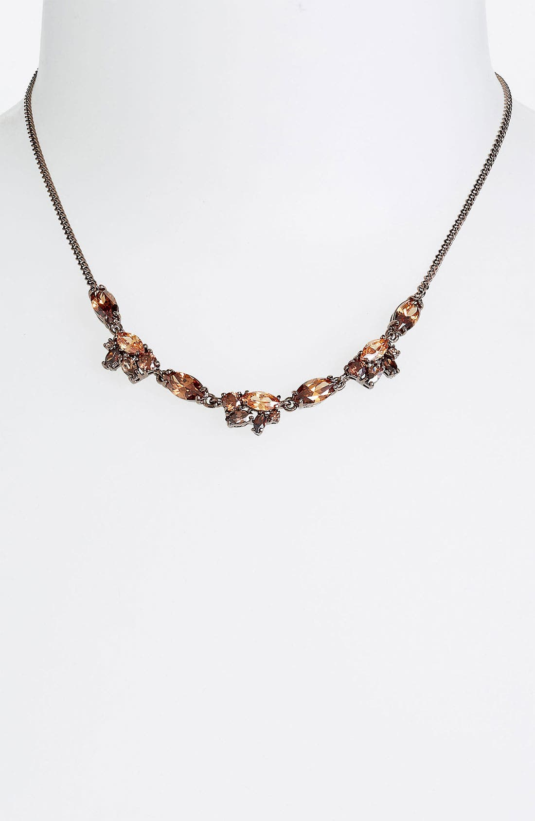 Alternate Image 1 Selected - Givenchy Frontal Necklace