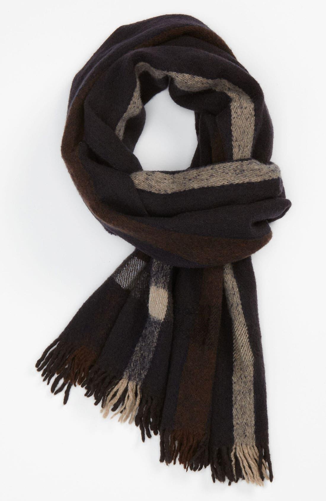 Alternate Image 1 Selected - rag & bone Merino Wool Blend Scarf