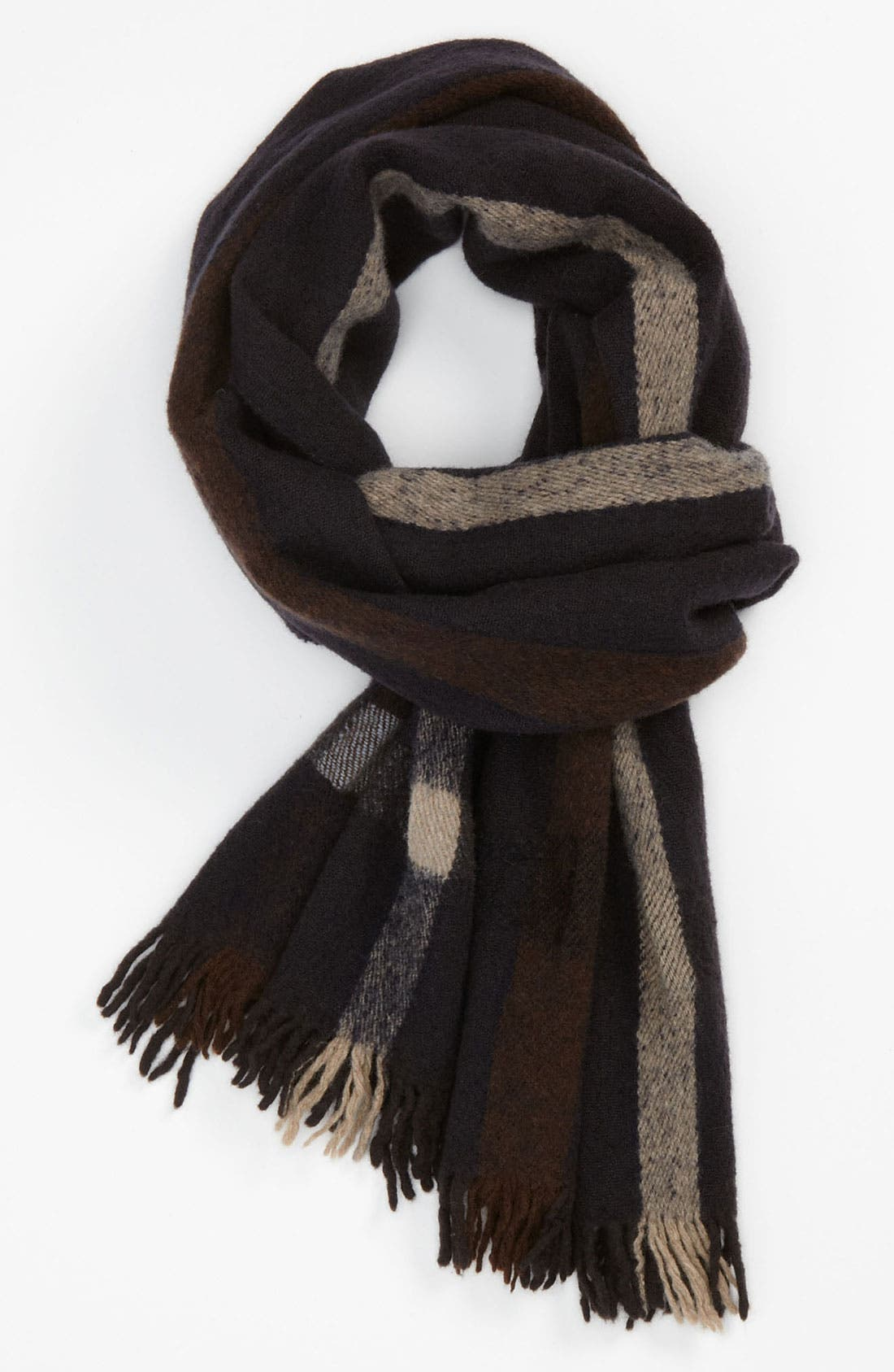 Main Image - rag & bone Merino Wool Blend Scarf