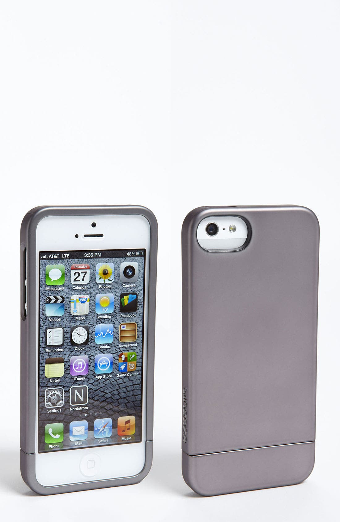 Alternate Image 1 Selected - Incase Designs iPhone 5 Slider Case
