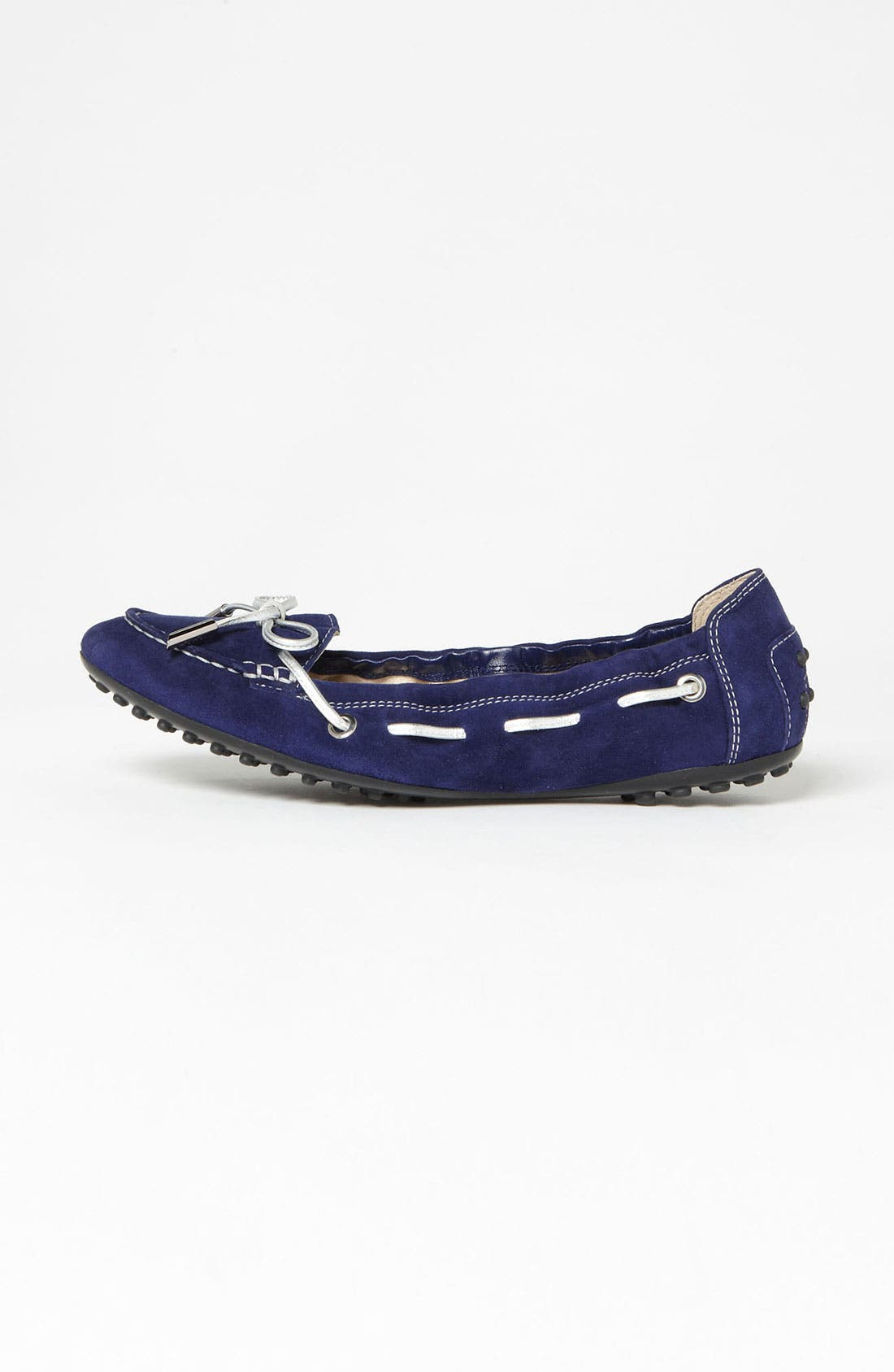 Alternate Image 4  - Tod's 'Laccetto' Ballet Flat