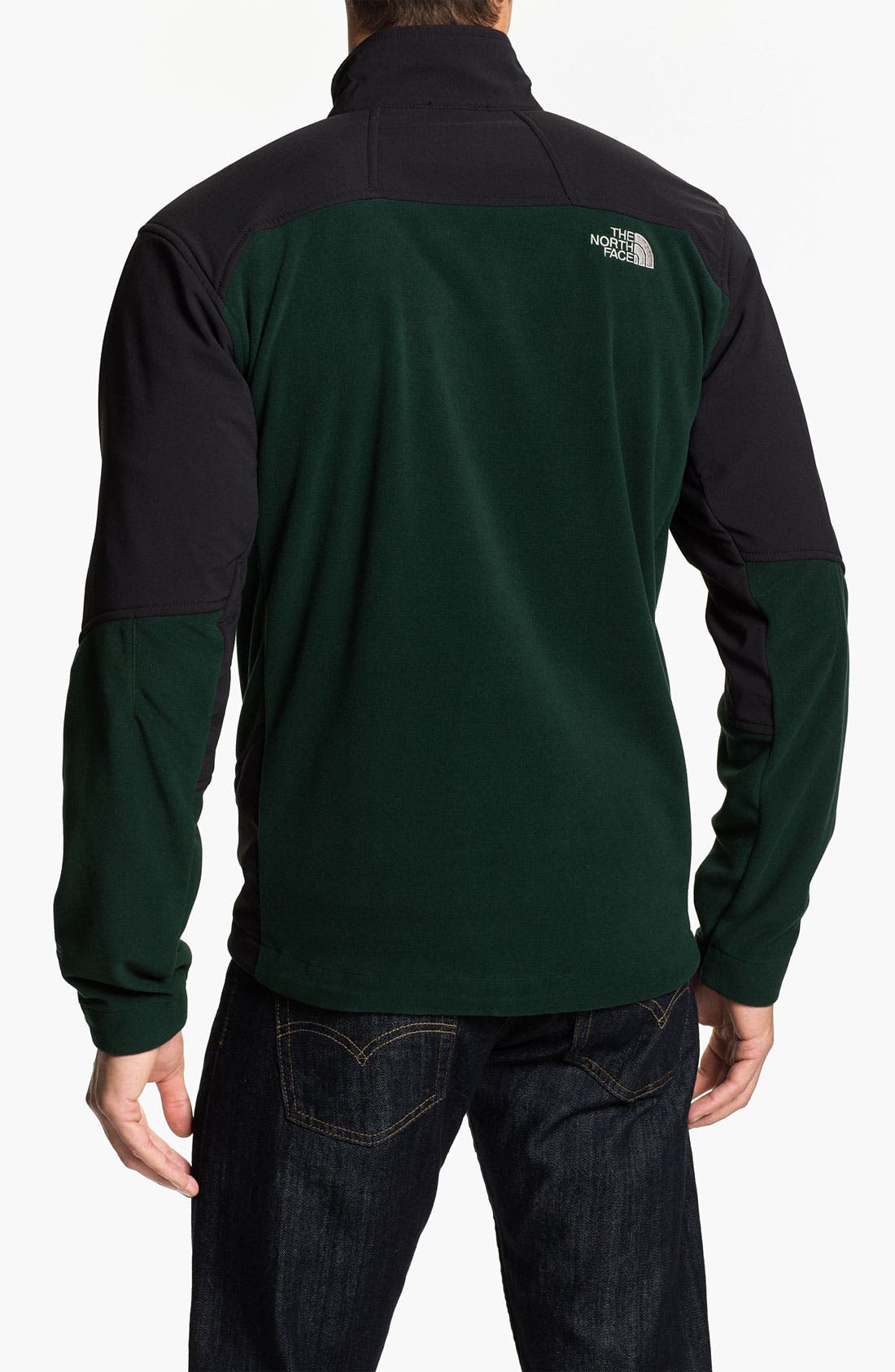 Alternate Image 2  - The North Face 'Pamir' GORE WINDSTOPPER® Fleece Jacket