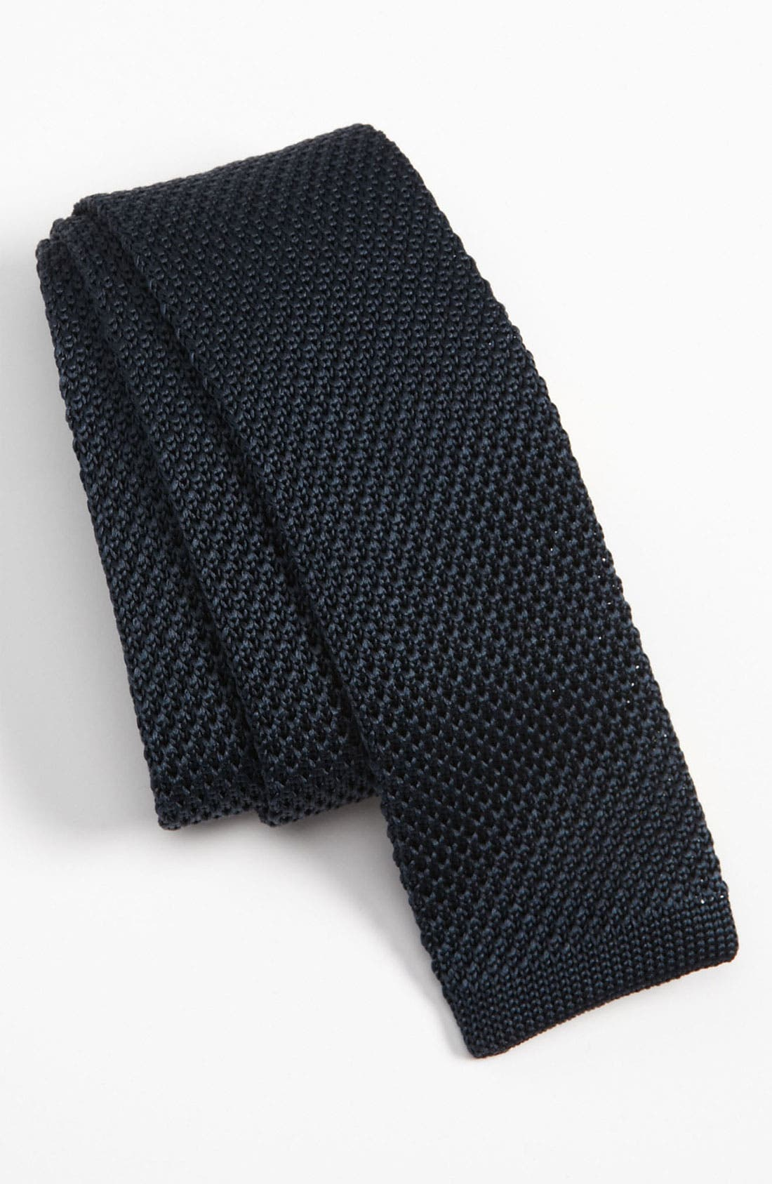 Alternate Image 1 Selected - The Tie Bar Knit Silk Tie