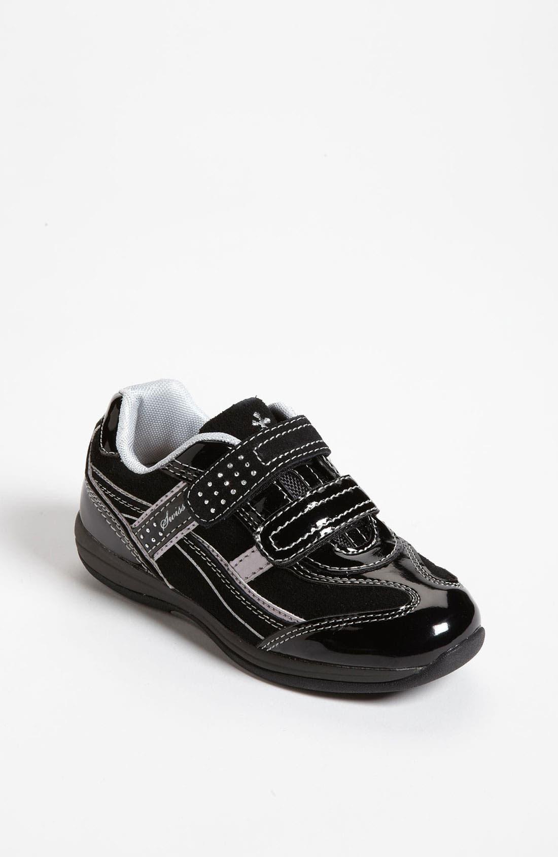Alternate Image 1 Selected - Swissies 'Cathy' Sneaker (Toddler, Little Kid & Big Kid)