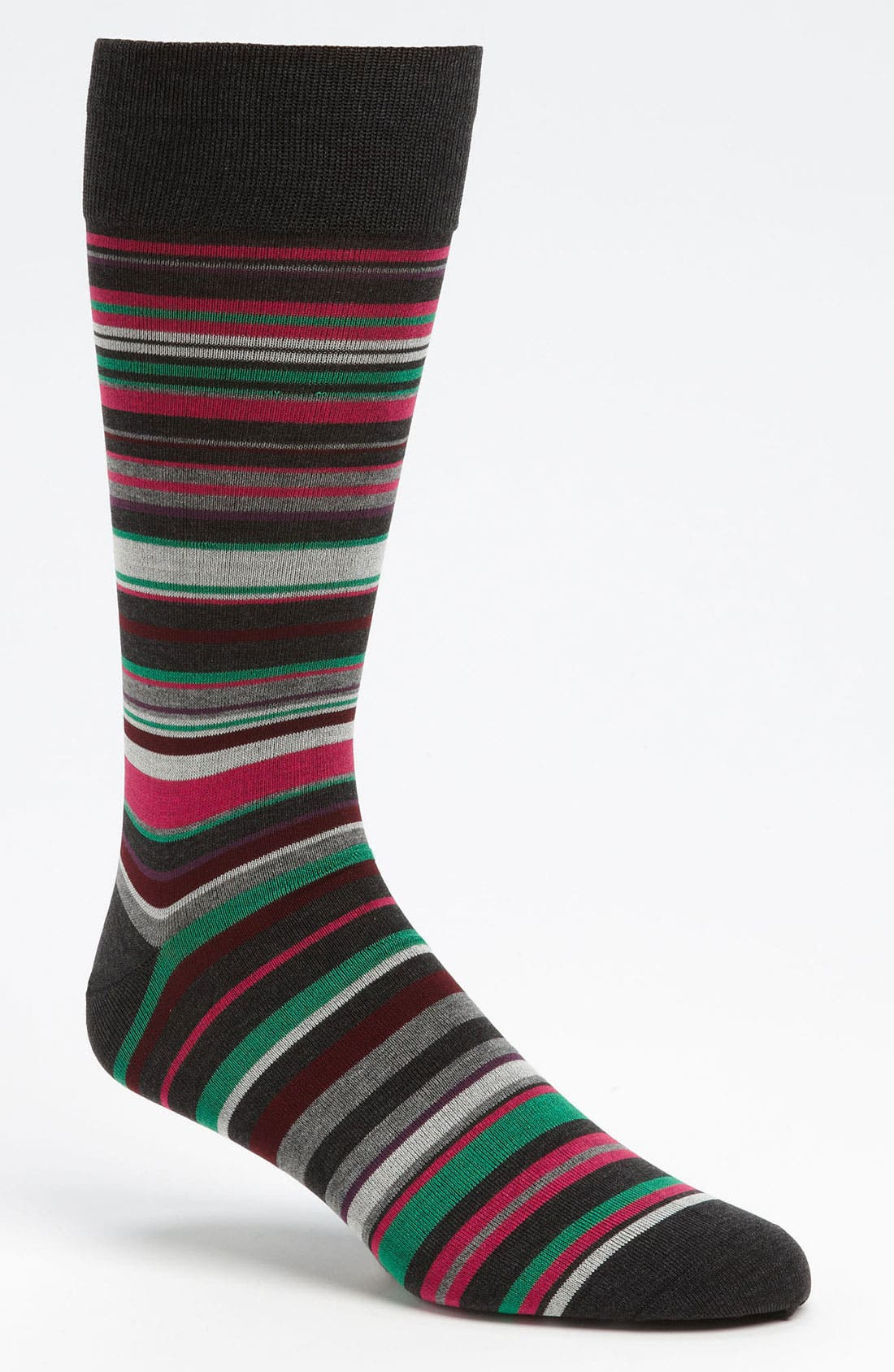 Main Image - Calibrate Stripe Socks