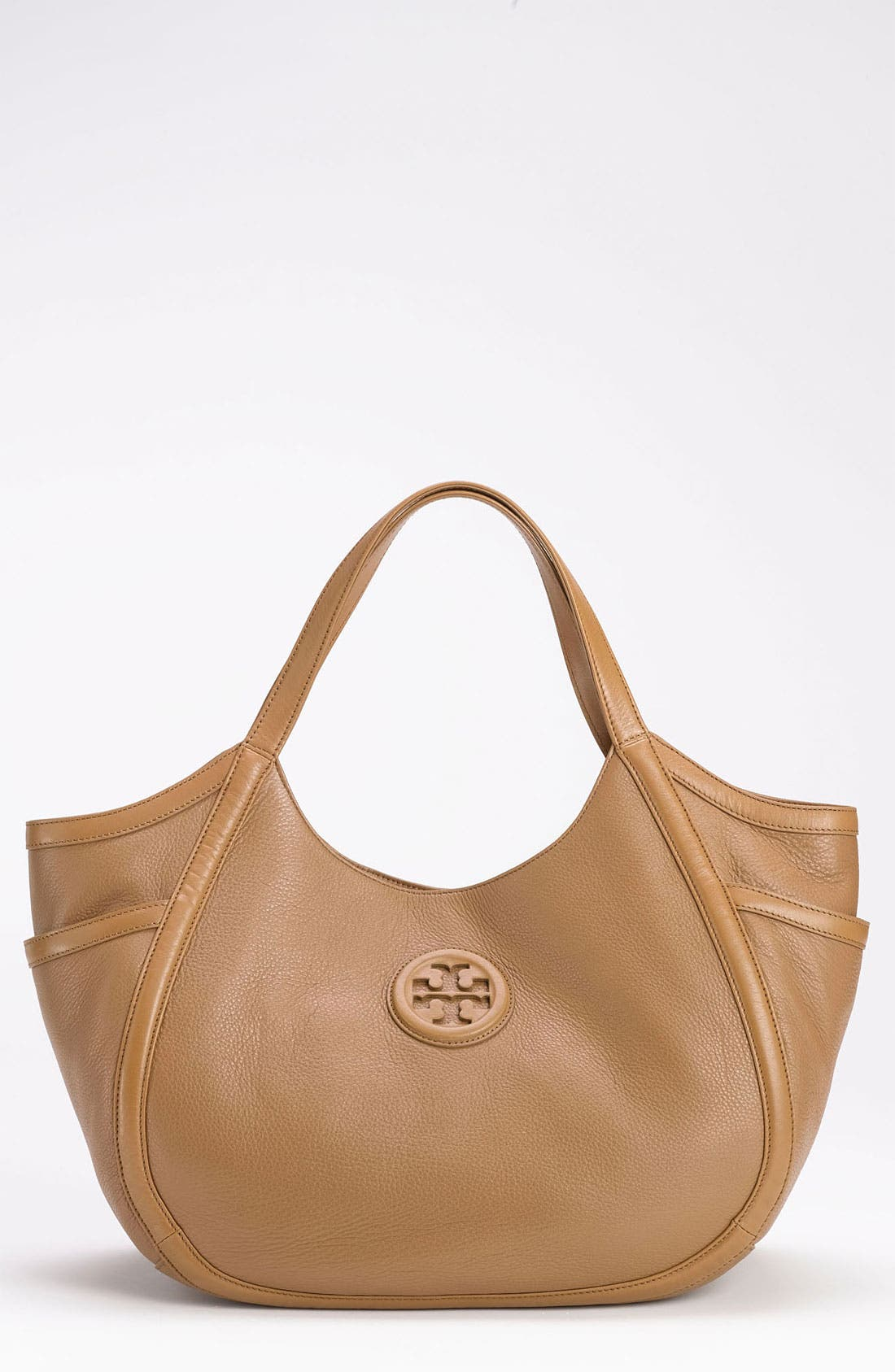 Main Image - Tory Burch 'Hannah' Pocket Hobo