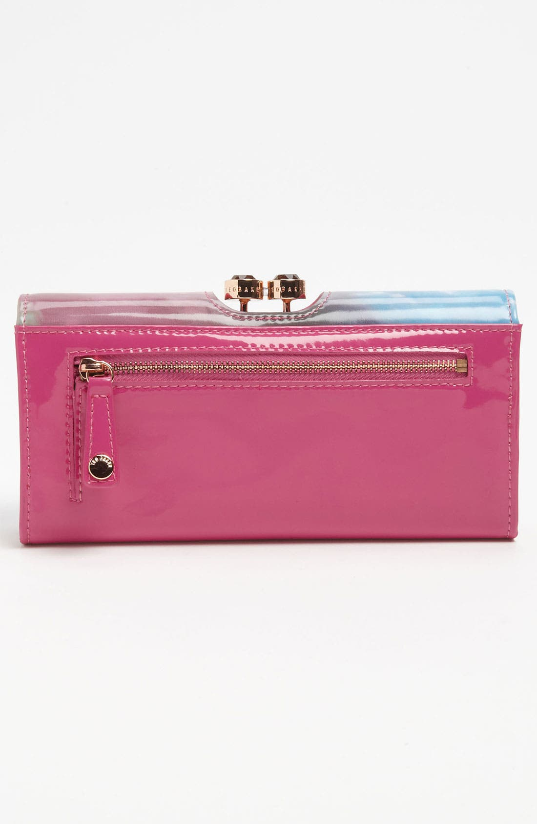 Alternate Image 4  - Ted Baker London 'Moody Sunset - Crystal Bobble' Matinee Wallet