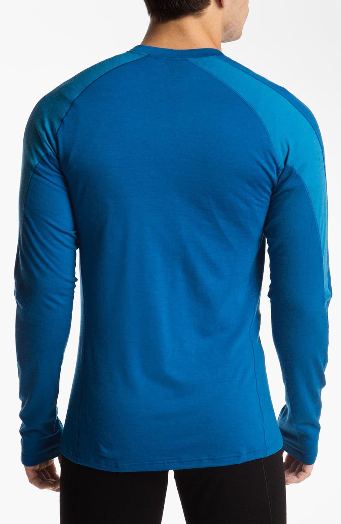 Alternate Image 2  - Patagonia 'Merino 2' Long Sleeve T-Shirt (Online Only)