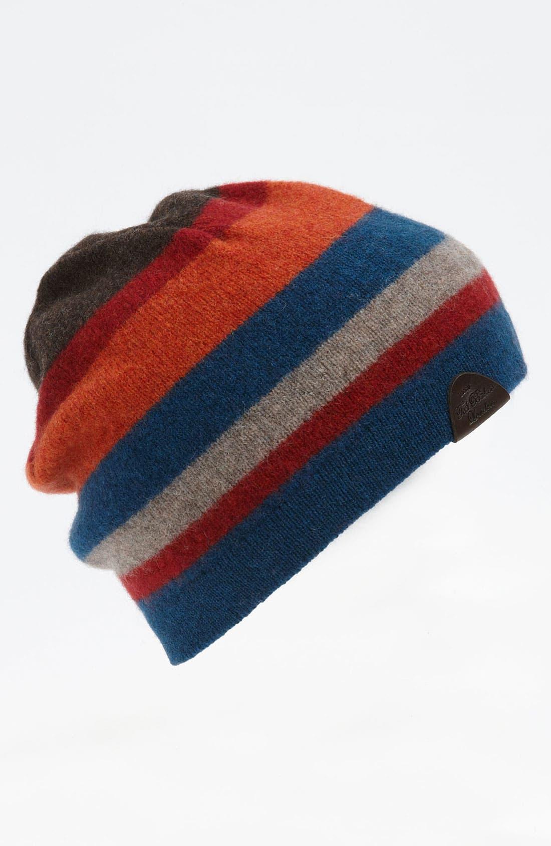 Alternate Image 1 Selected - Ted Baker London Stripe Beanie