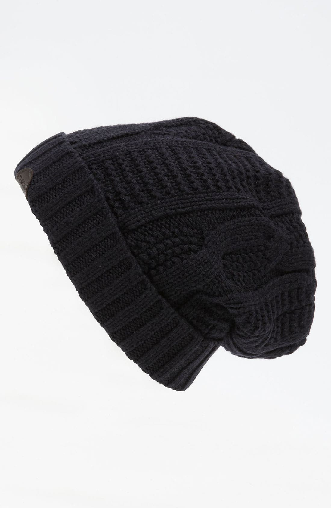 Alternate Image 1 Selected - Ted Baker London Cable Stitch Oversized Beanie