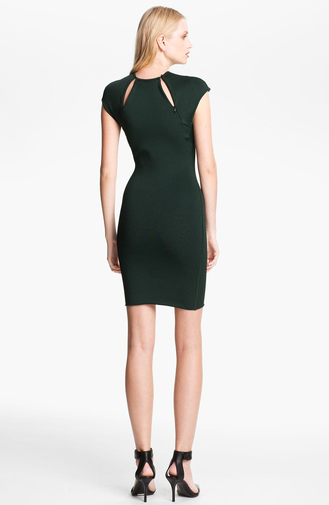 Alternate Image 3  - Alexander Wang Zip Detail Dress