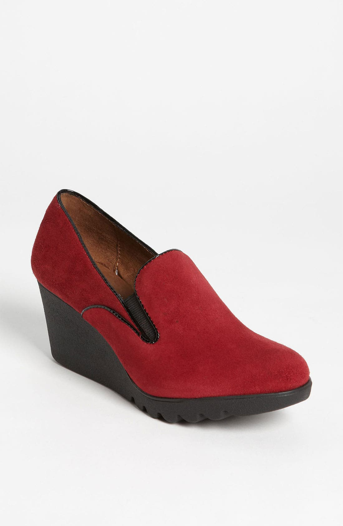 Alternate Image 1 Selected - Donald J Pliner 'Melia' Wedge Loafer (Women)