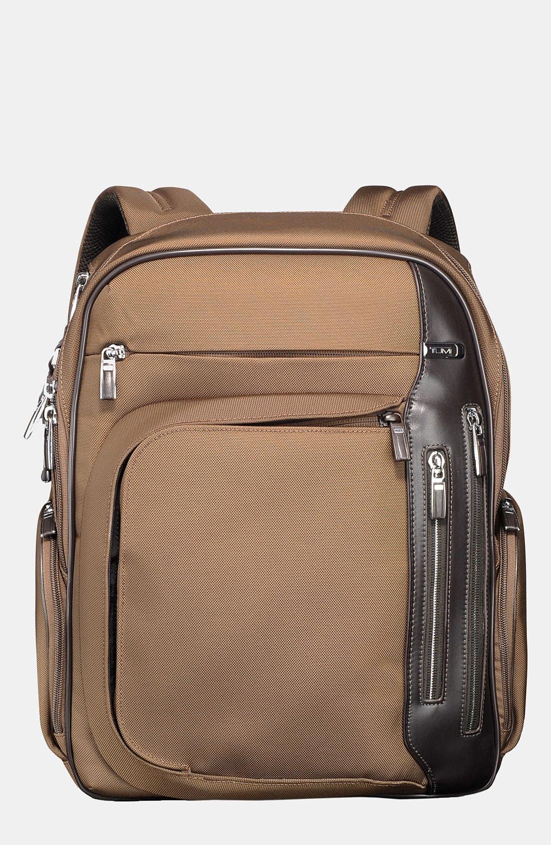 Main Image - Tumi 'Arrive - Kingsford' Backpack
