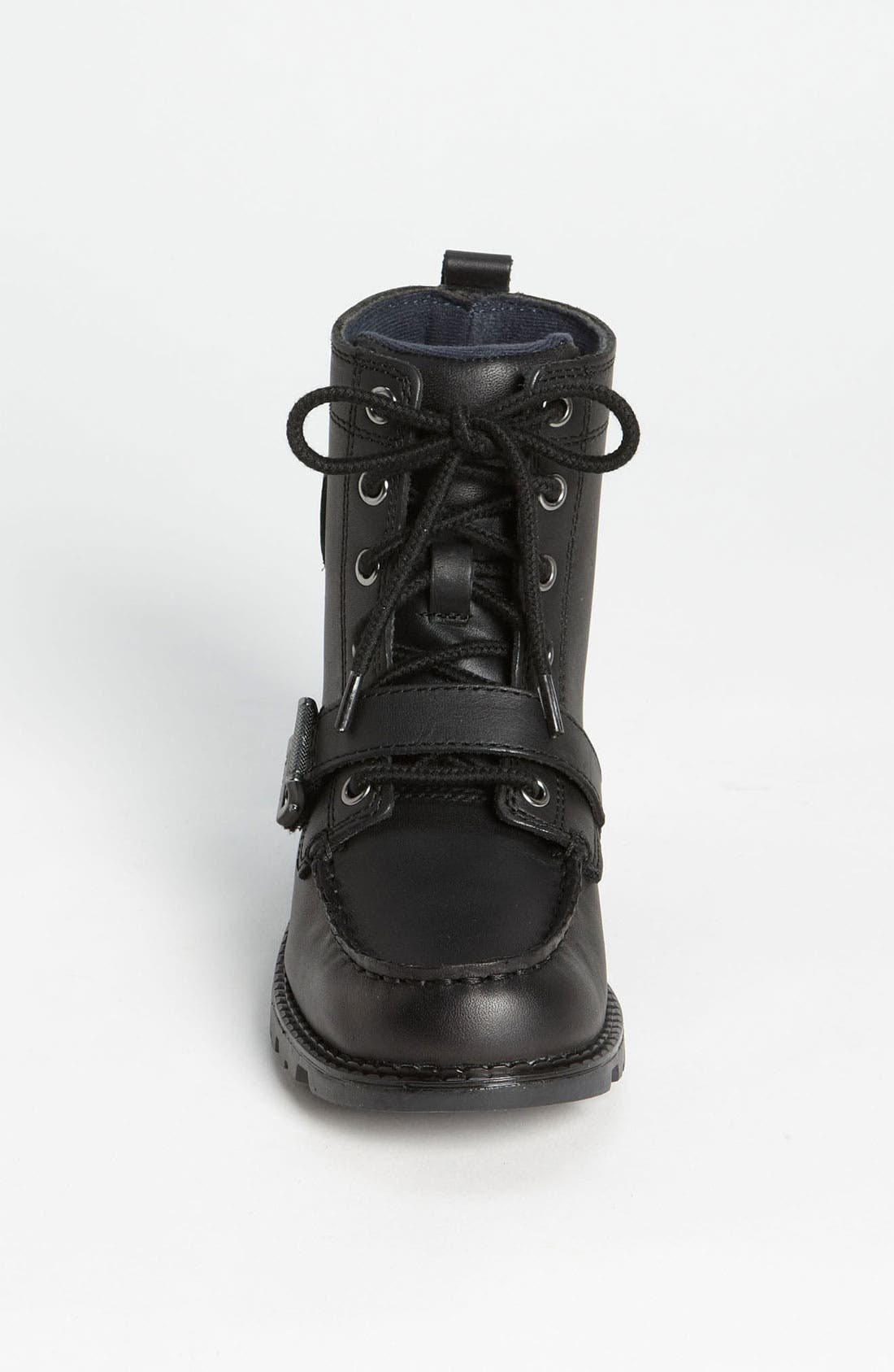 Alternate Image 3  - Polo Ralph Lauren Leather Boot (Toddler, Little Kid & Big Kid)
