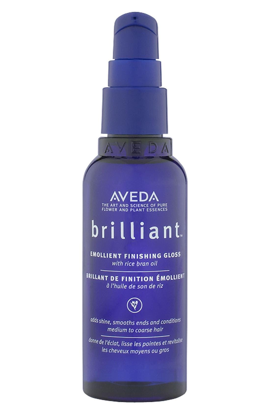 Aveda brilliant™ Emollient Finishing Gloss