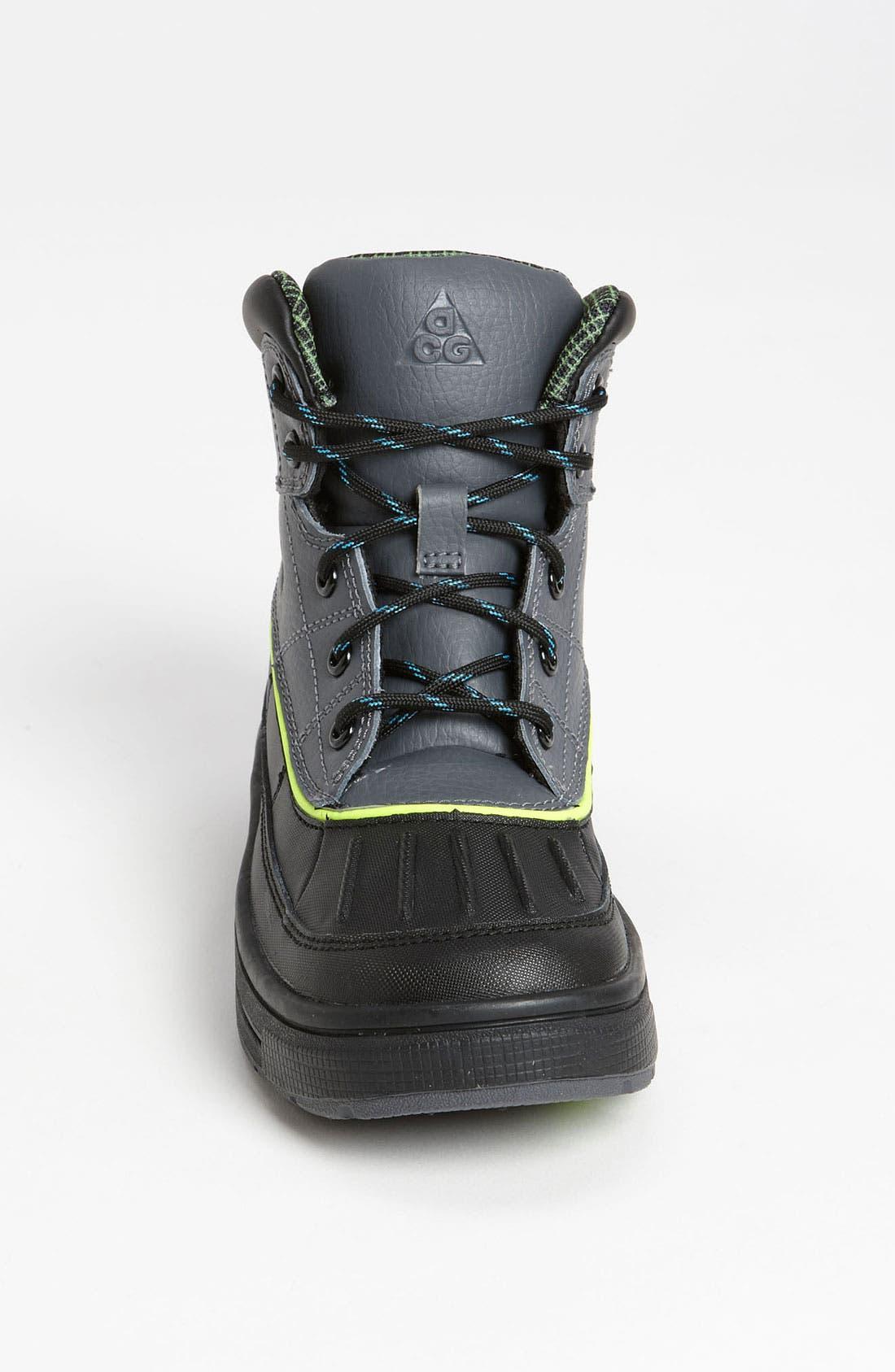 Alternate Image 3  - Nike 'Woodside 2 High' Boot (Baby, Walker, Toddler, Little Kid & Big Kid)