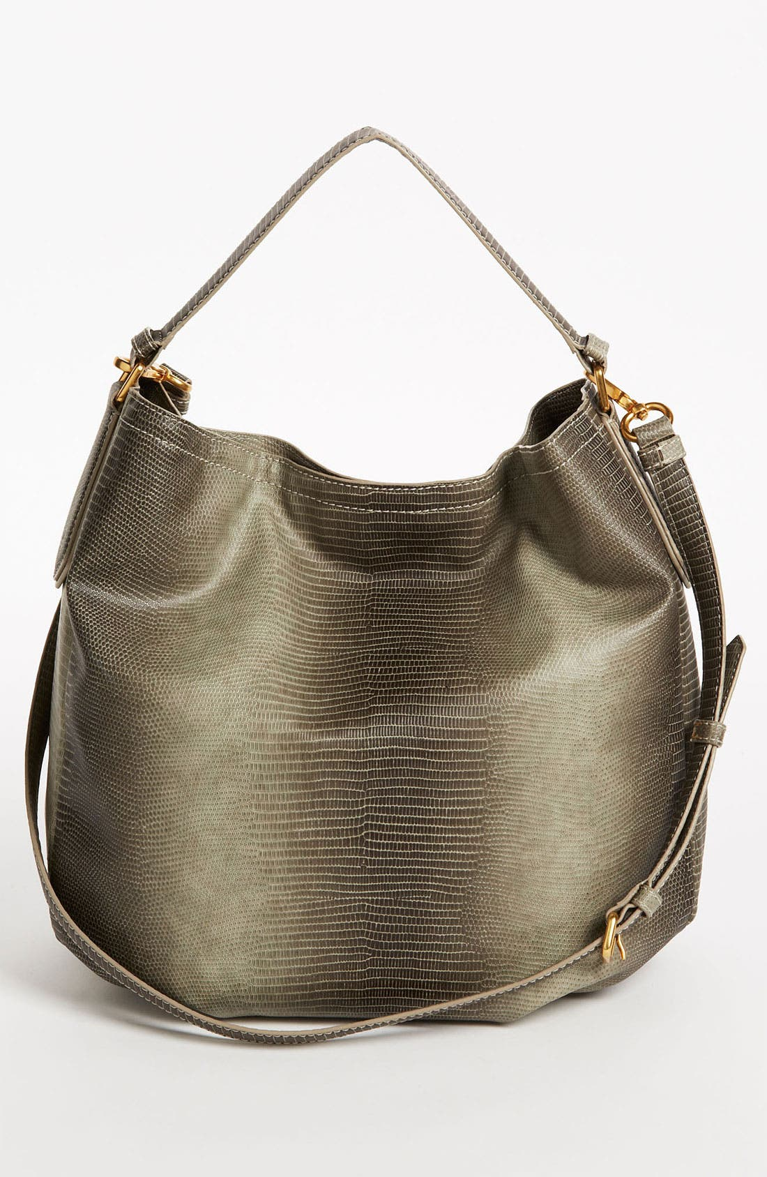 Alternate Image 4  - MARC BY MARC JACOBS 'Lizzie' Embossed Hobo