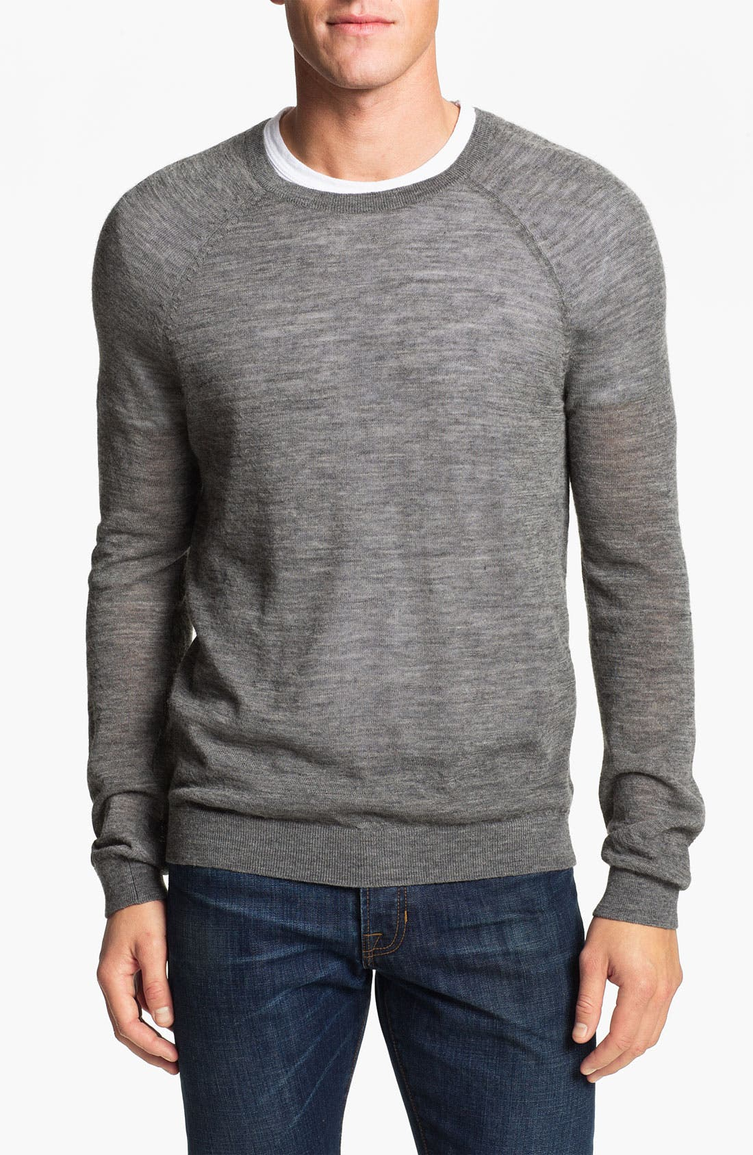Main Image - Vince Alpaca Blend Crewneck Sweater