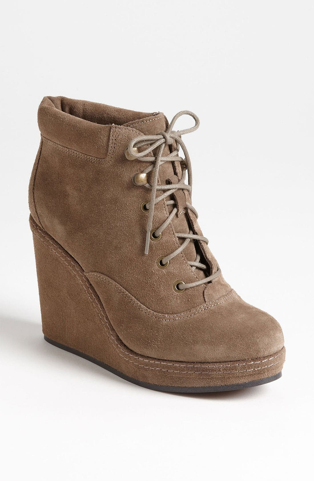 Main Image - Topshop 'Andreas' Wedge Boot