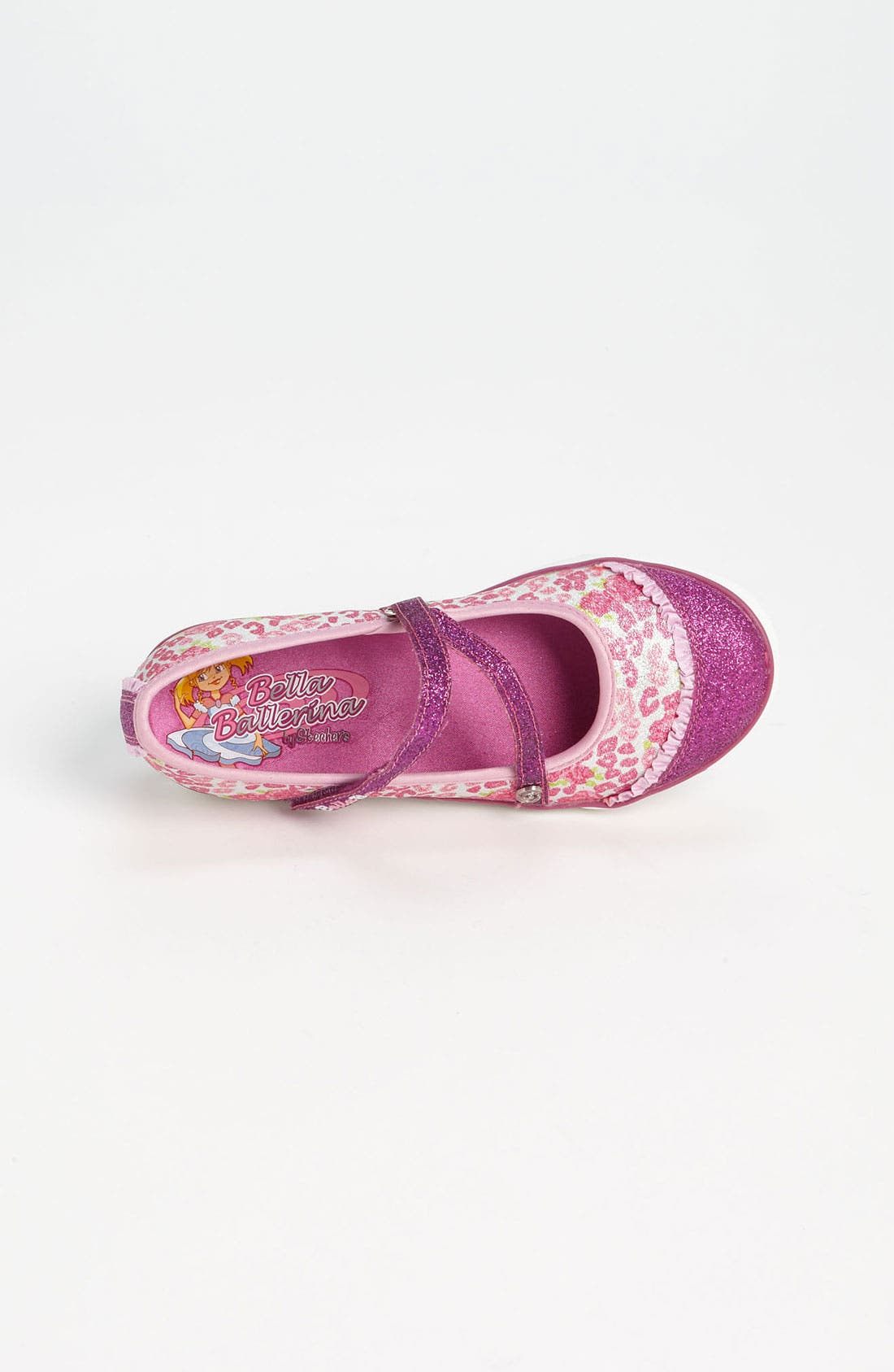 Alternate Image 3  - SKECHERS 'Bella Ballerina' Mary Jane (Toddler & Little Kid)