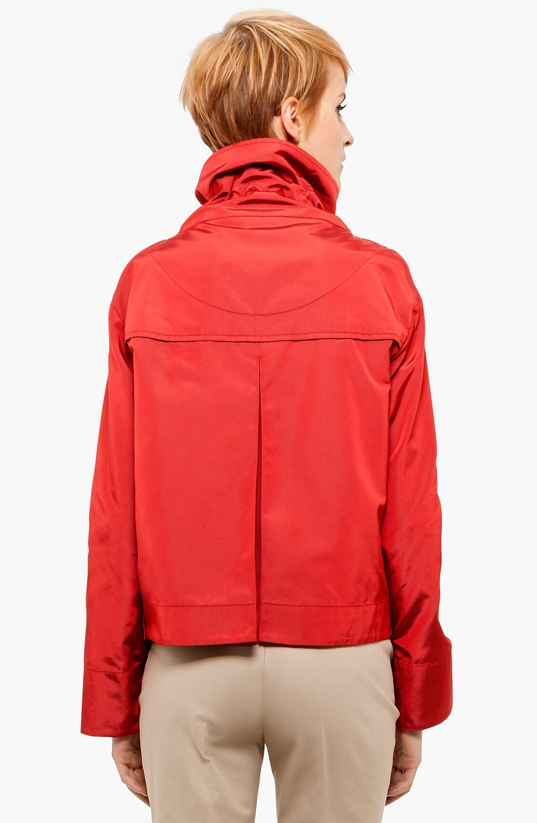 Alternate Image 2  - Akris punto Techno Nylon Jacket