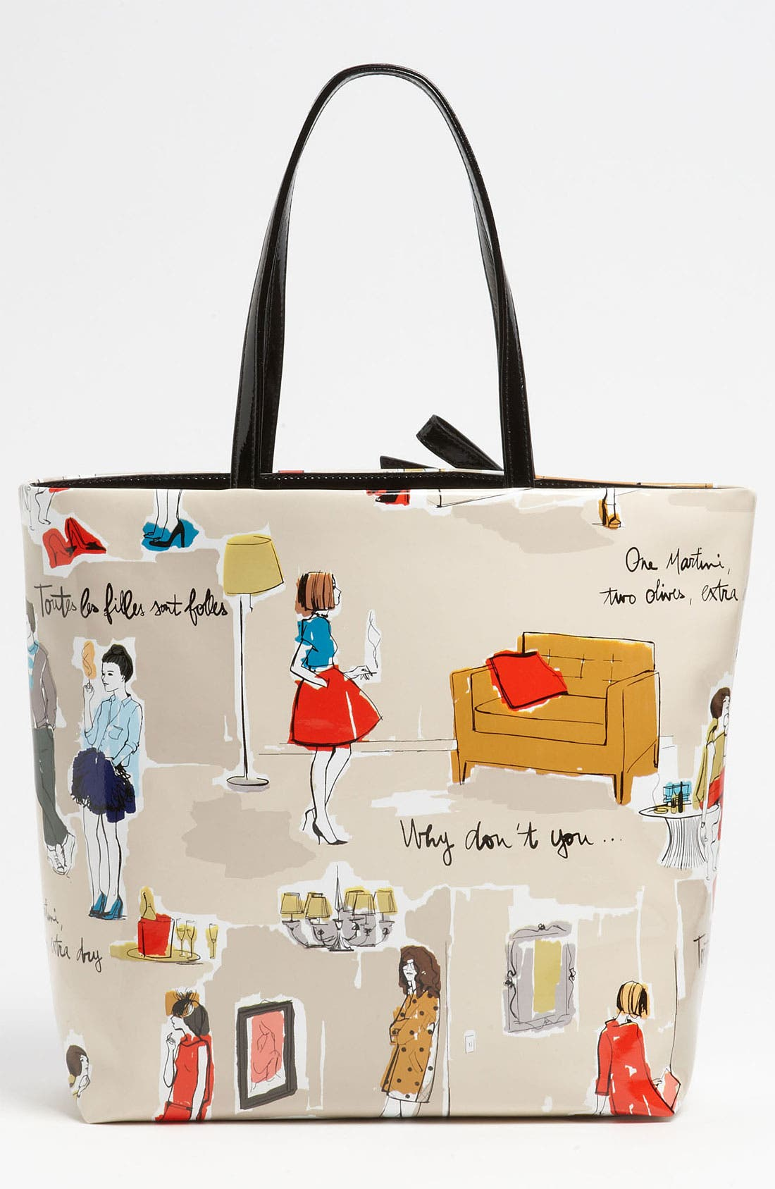 Alternate Image 4  - kate spade new york 'garance doré' bon shopper