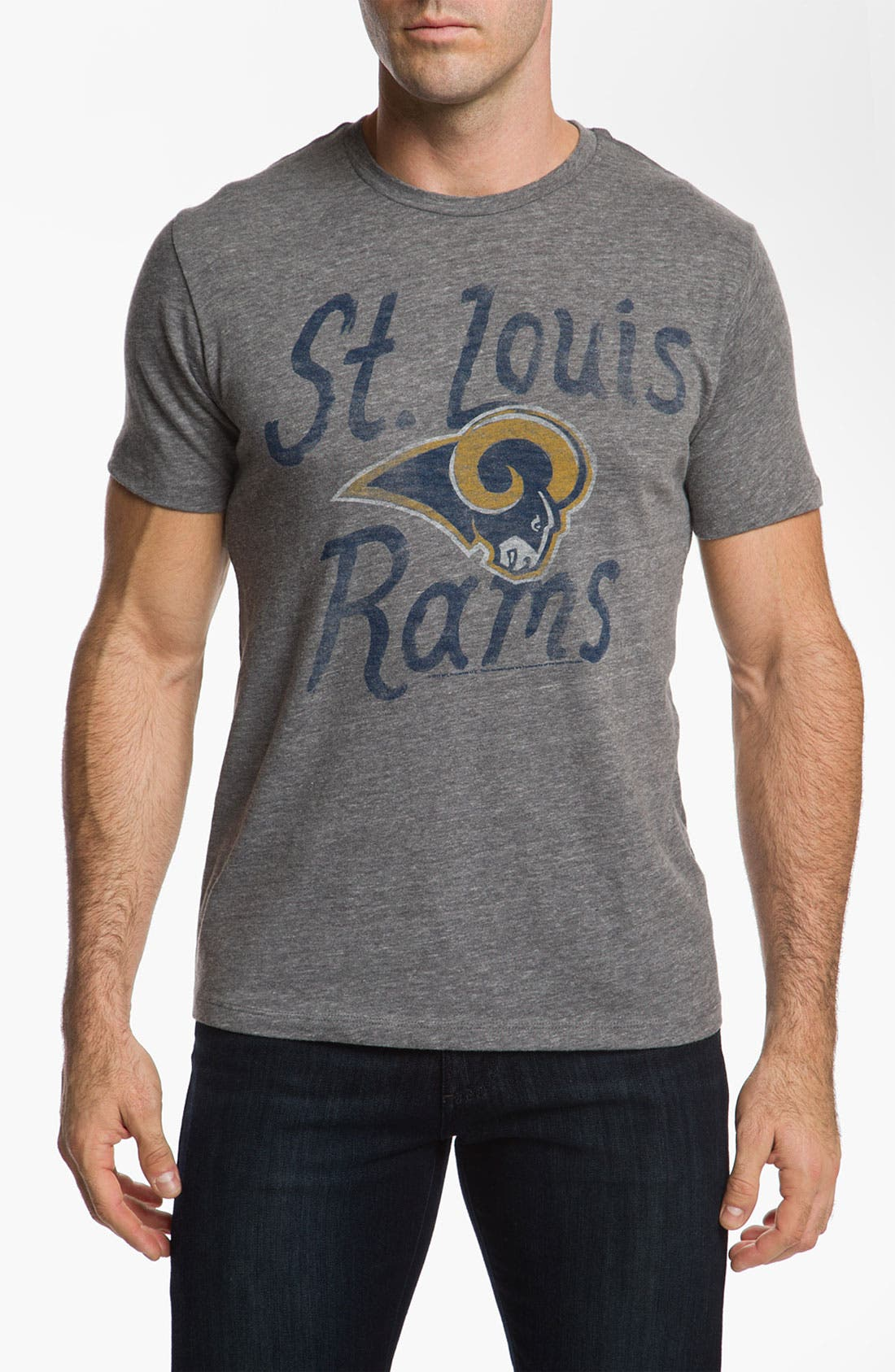 Main Image - Junk Food 'St. Louis Rams' T-Shirt