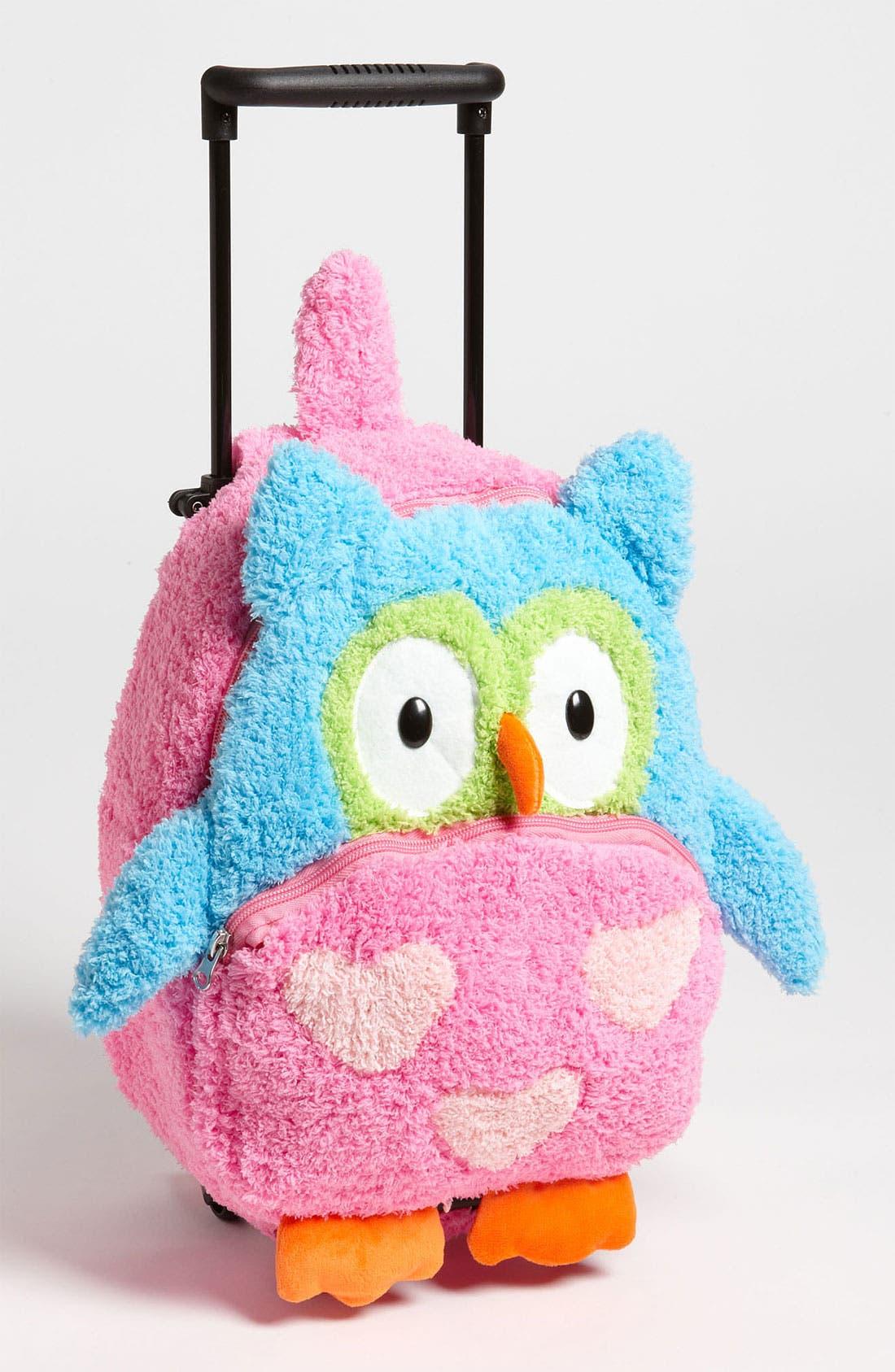 Main Image - Popatu 'Owl' Rolling Backpack