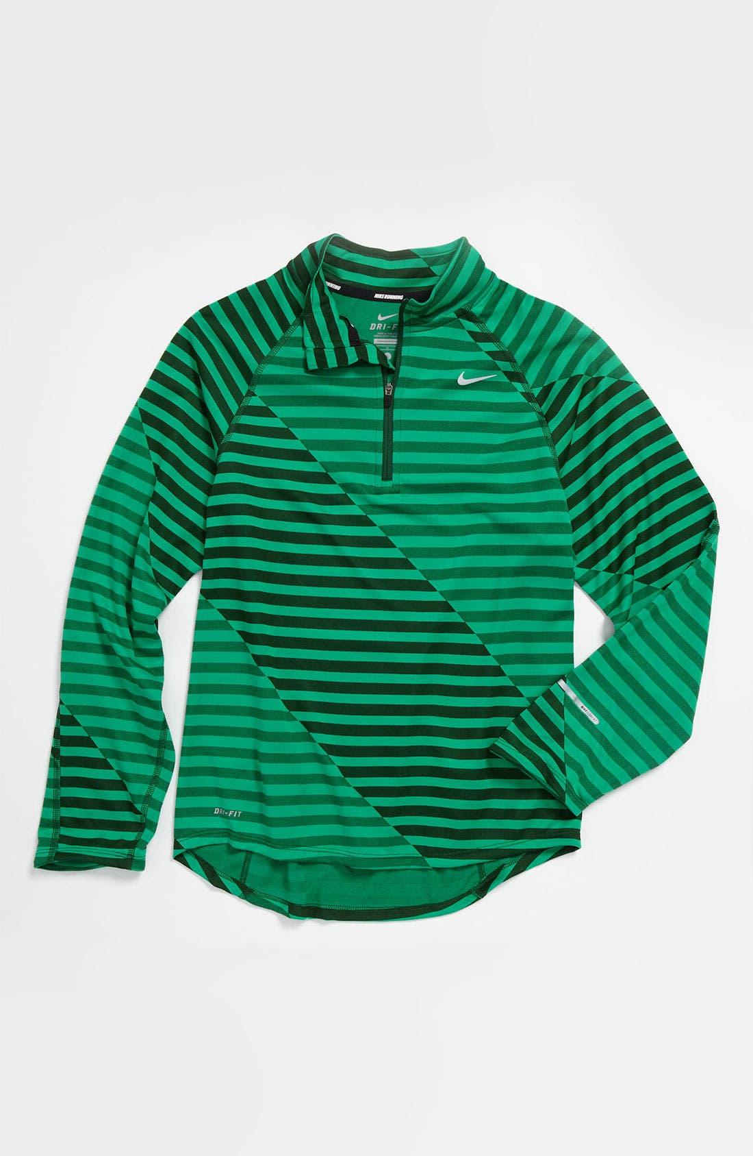 Alternate Image 1 Selected - Nike 'Element' Jacket (Big Boys)