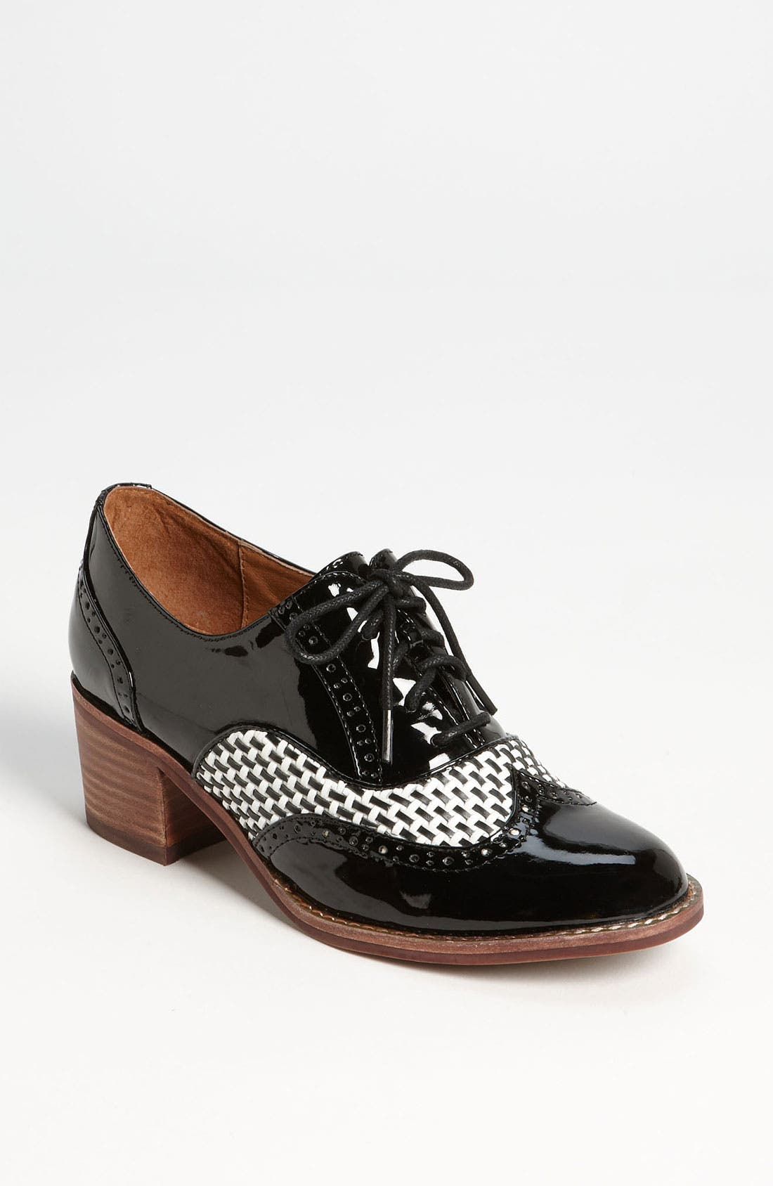 Alternate Image 1 Selected - Jeffrey Campbell 'William' Woven Oxford