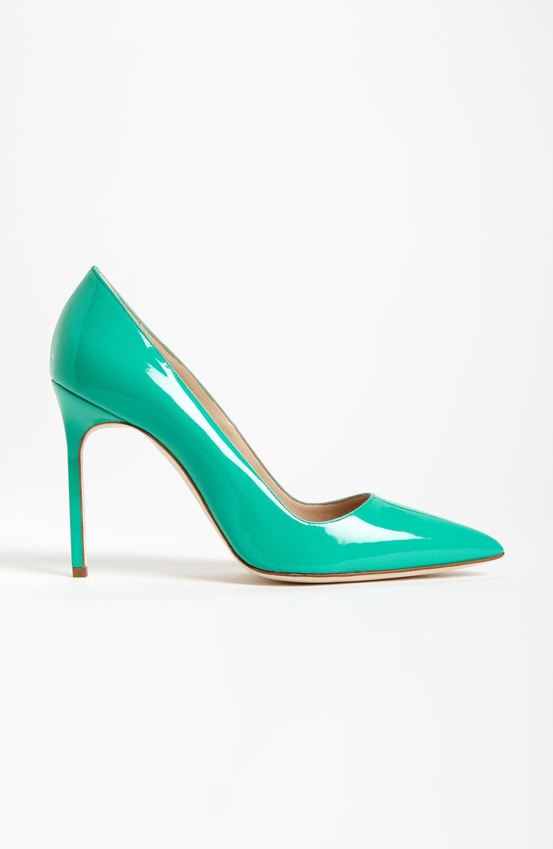 Alternate Image 4  - Manolo Blahnik 'BB' Pointy Toe Pump (Women)