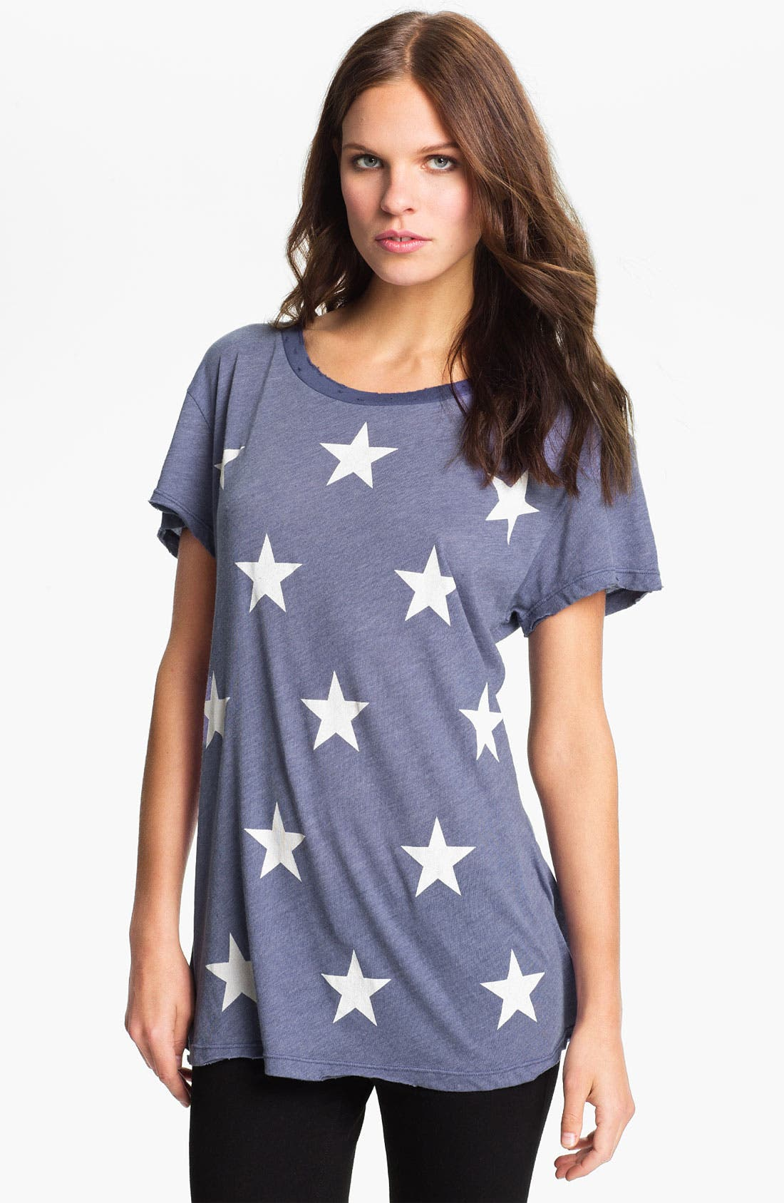 Alternate Image 1 Selected - Wildfox 'Starshine' Print Tee