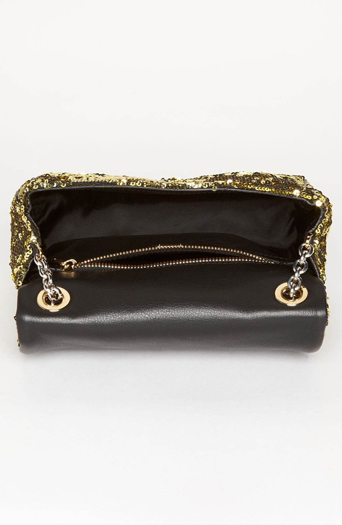 Alternate Image 3  - Dolce&Gabbana 'Miss Charles' Sequin Shoulder Bag
