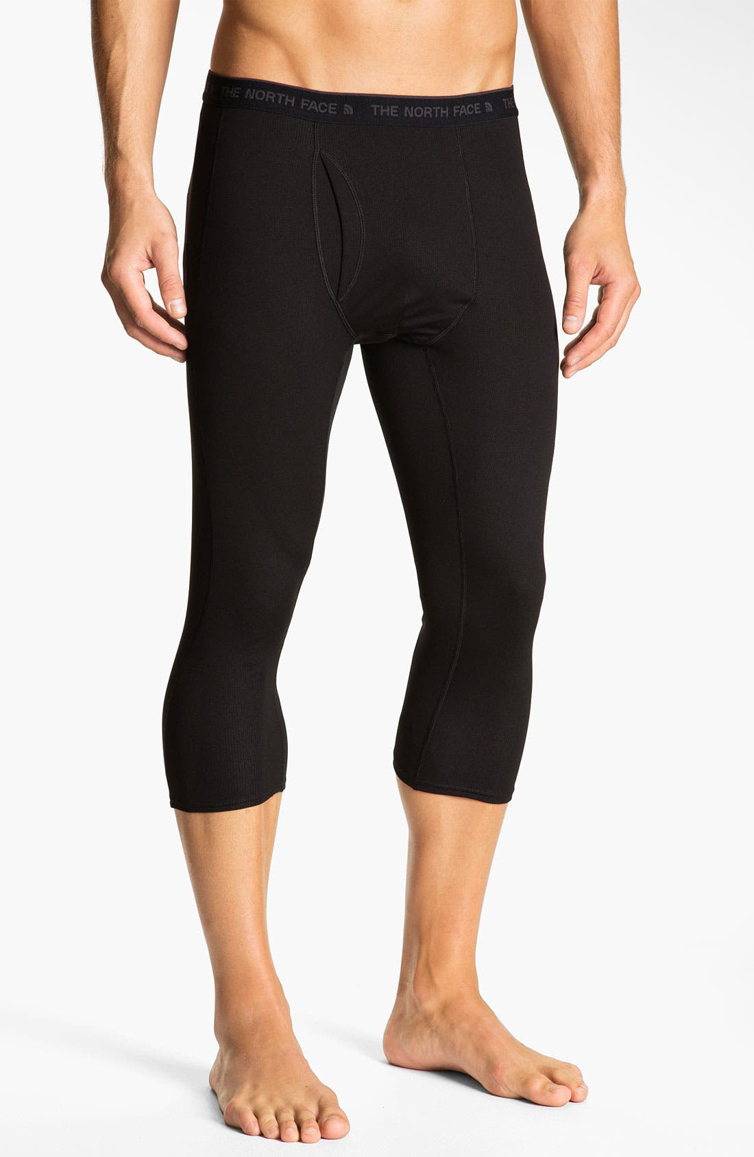 Main Image - The North Face 'Baselayer - Light' FlashDry™ Boot Top Leggings (Online Exclusive)
