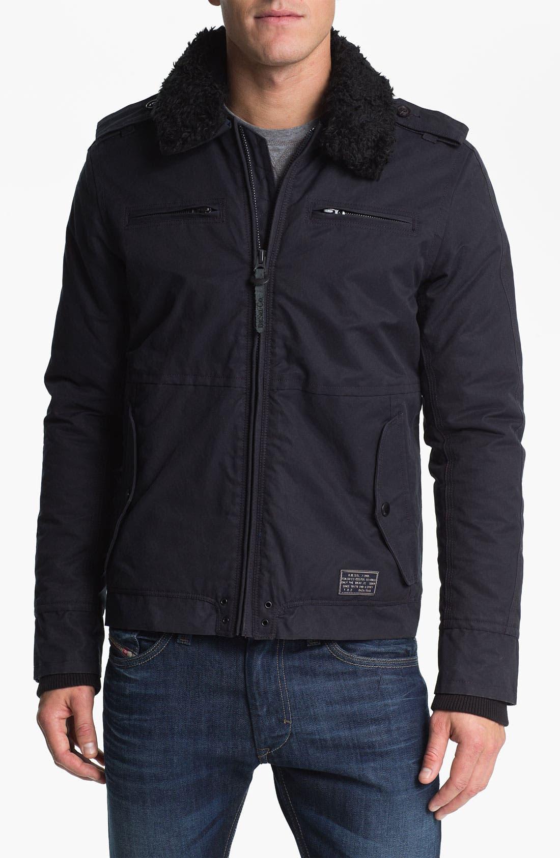 Alternate Image 1 Selected - DIESEL® 'Wayner' Jacket