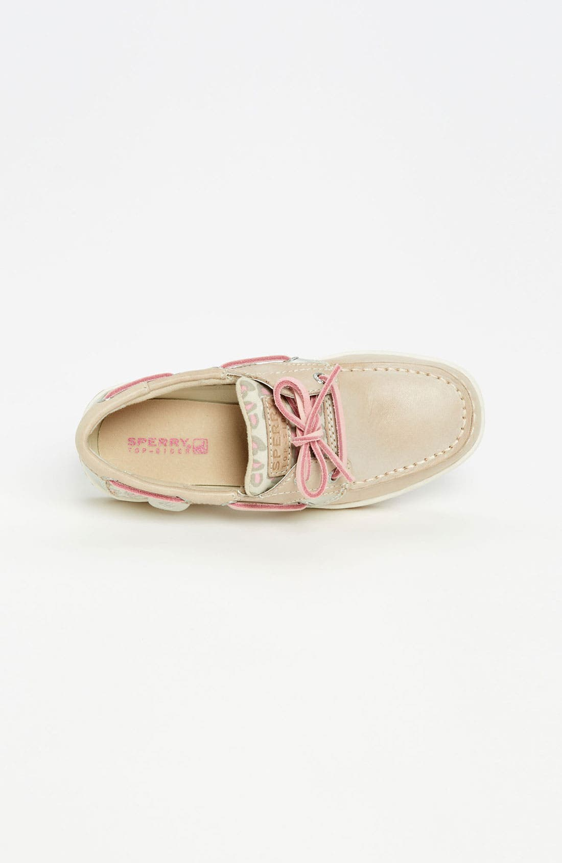 Alternate Image 3  - Sperry Top-Sider® 'Bluefish' Boat Shoe (Walker, Toddler, Little Kid & Big Kid)