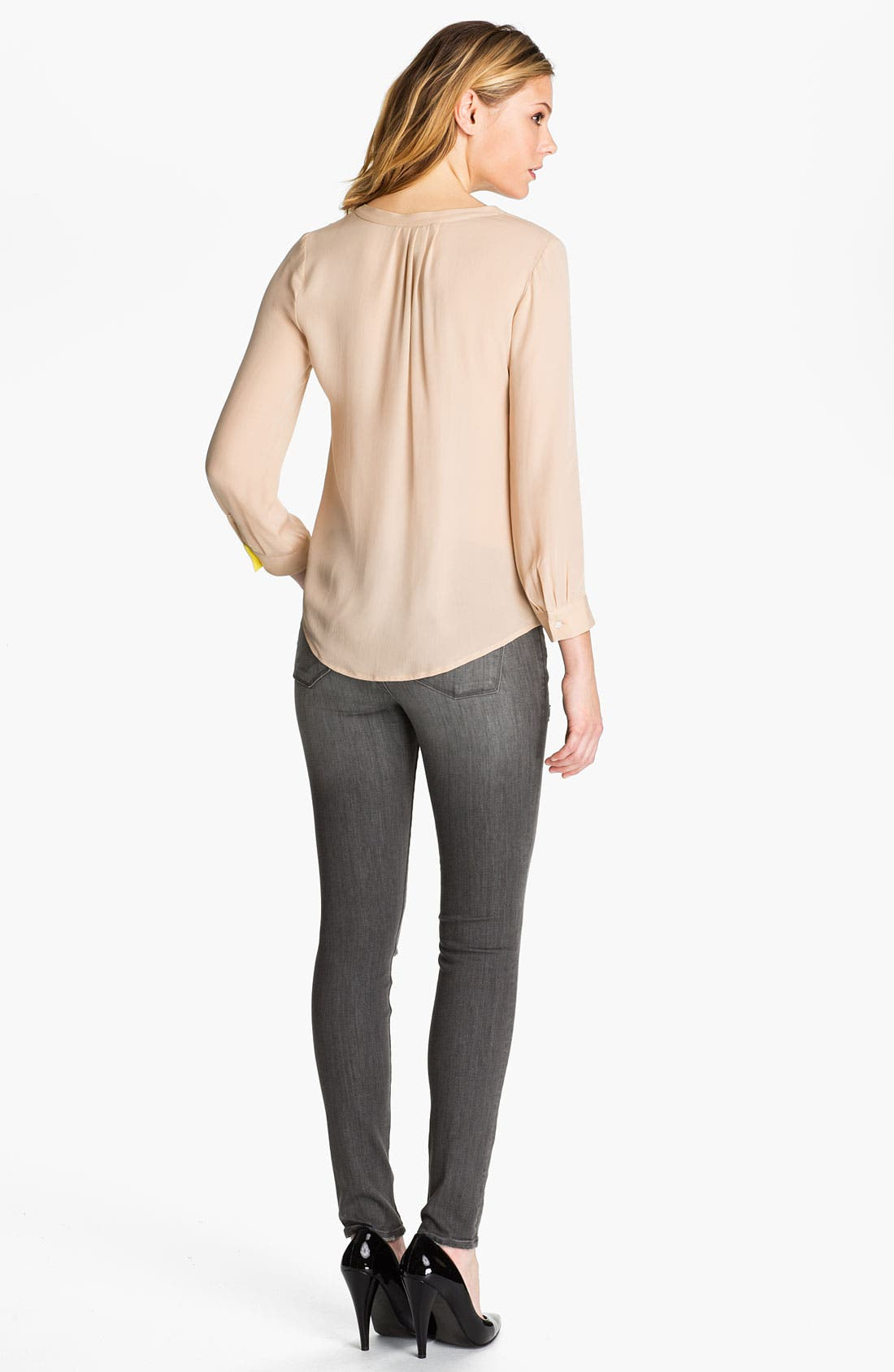 Alternate Image 4  - J Brand Skinny Stretch Ankle Jeans
