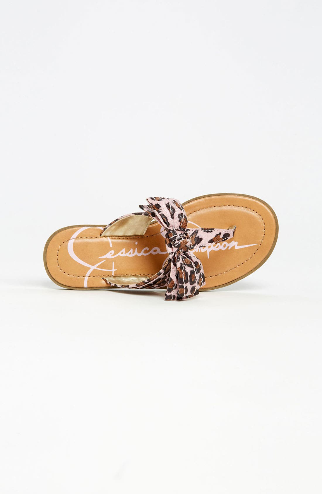 Alternate Image 3  - Jessica Simpson 'Jumba' Sandal (Little Kid & Big Kid)