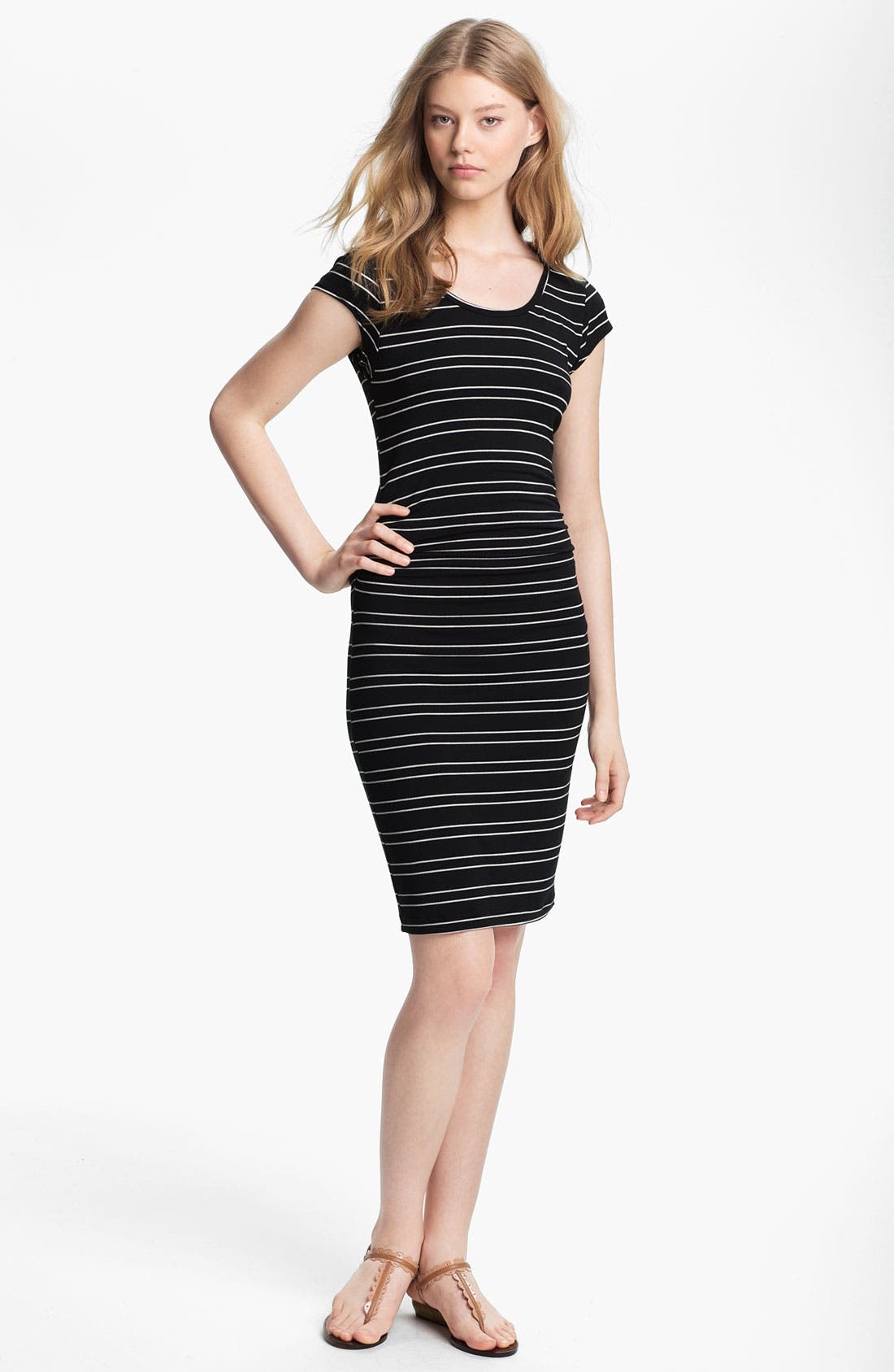 Alternate Image 1 Selected - Kain 'Ari' Stripe Jersey Dress