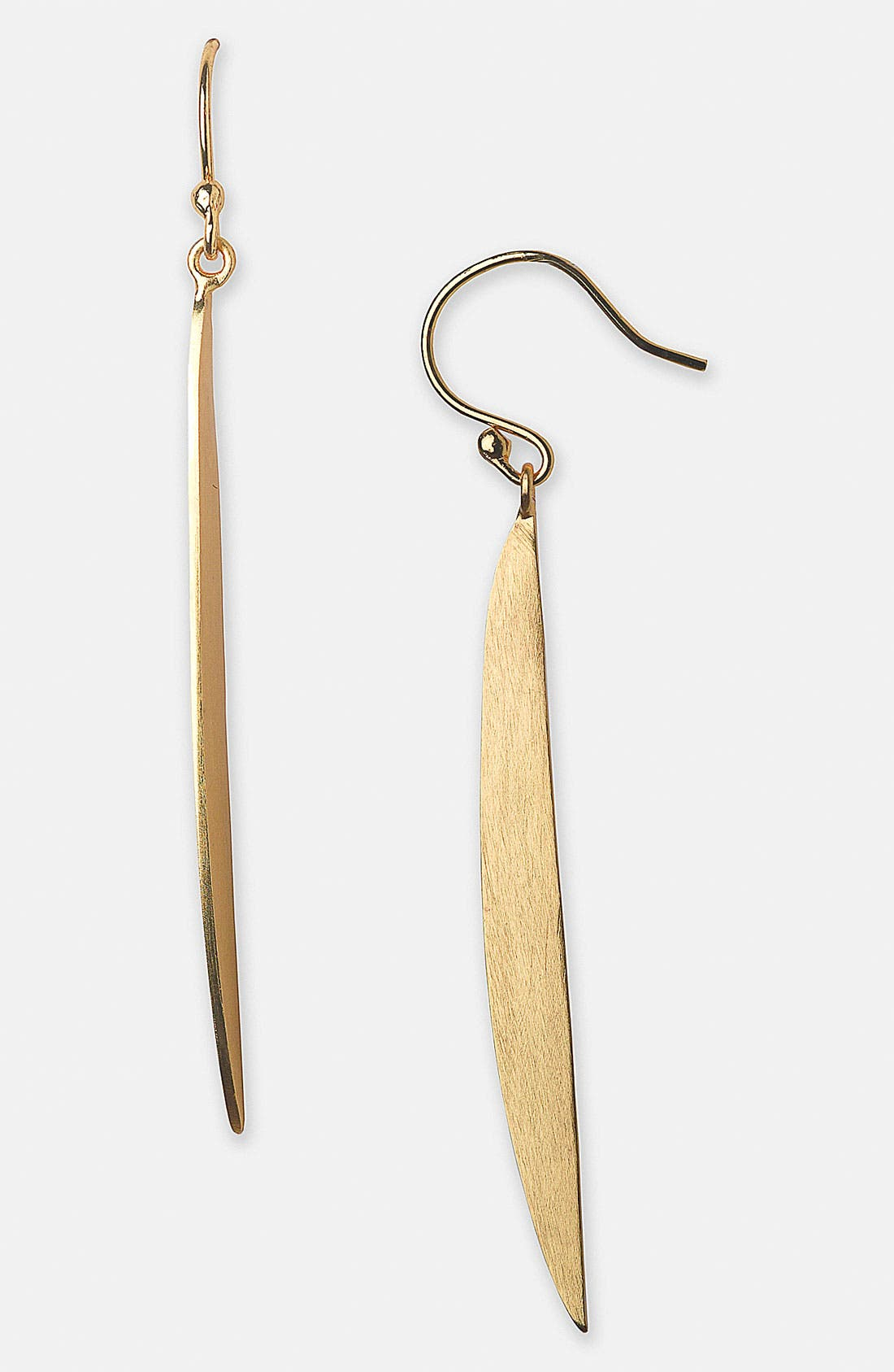 Alternate Image 1 Selected - Argento Vivo Spear Earrings (Nordstrom Exclusive)
